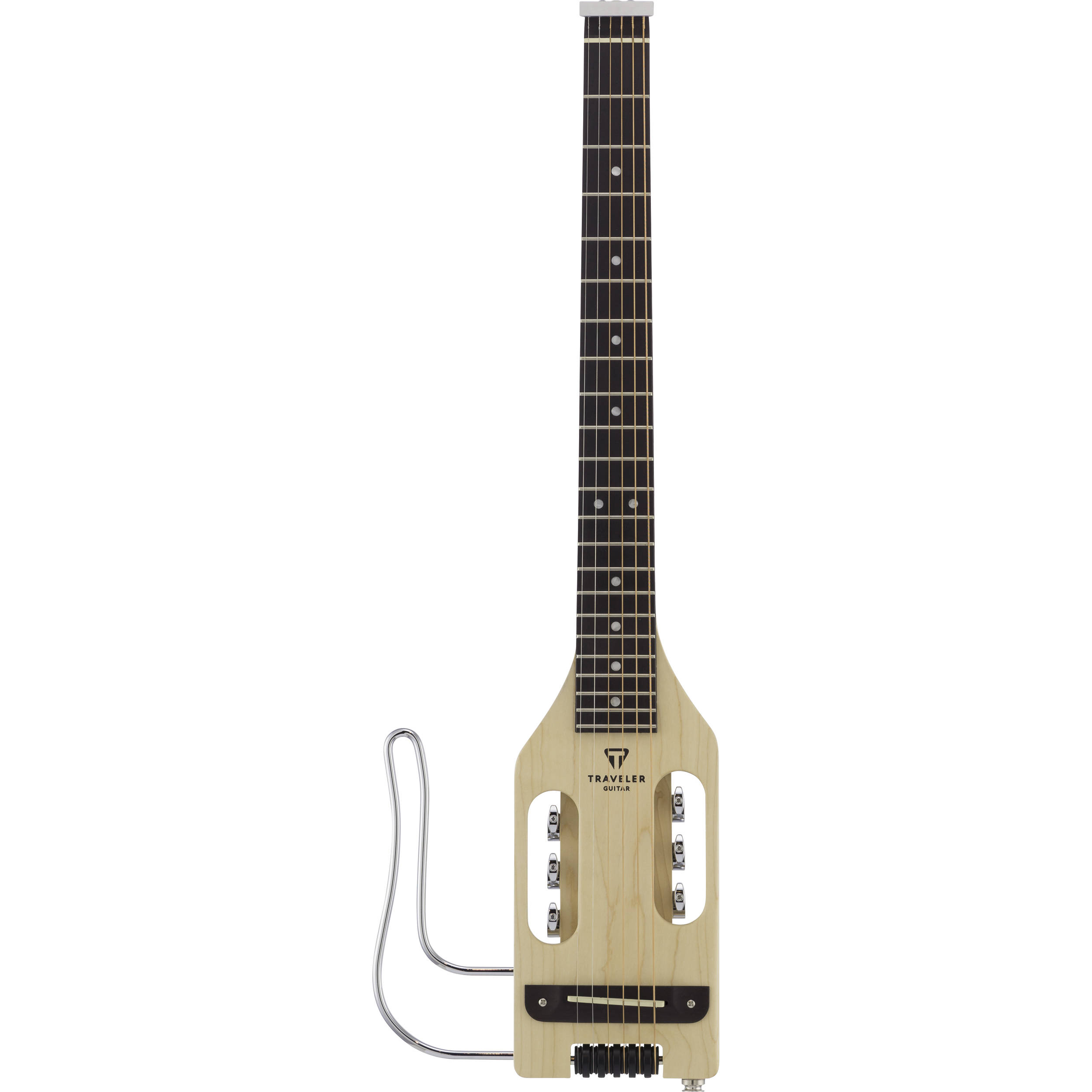 traveler guitar ultra light compact ulst nat lh b h photo. Black Bedroom Furniture Sets. Home Design Ideas