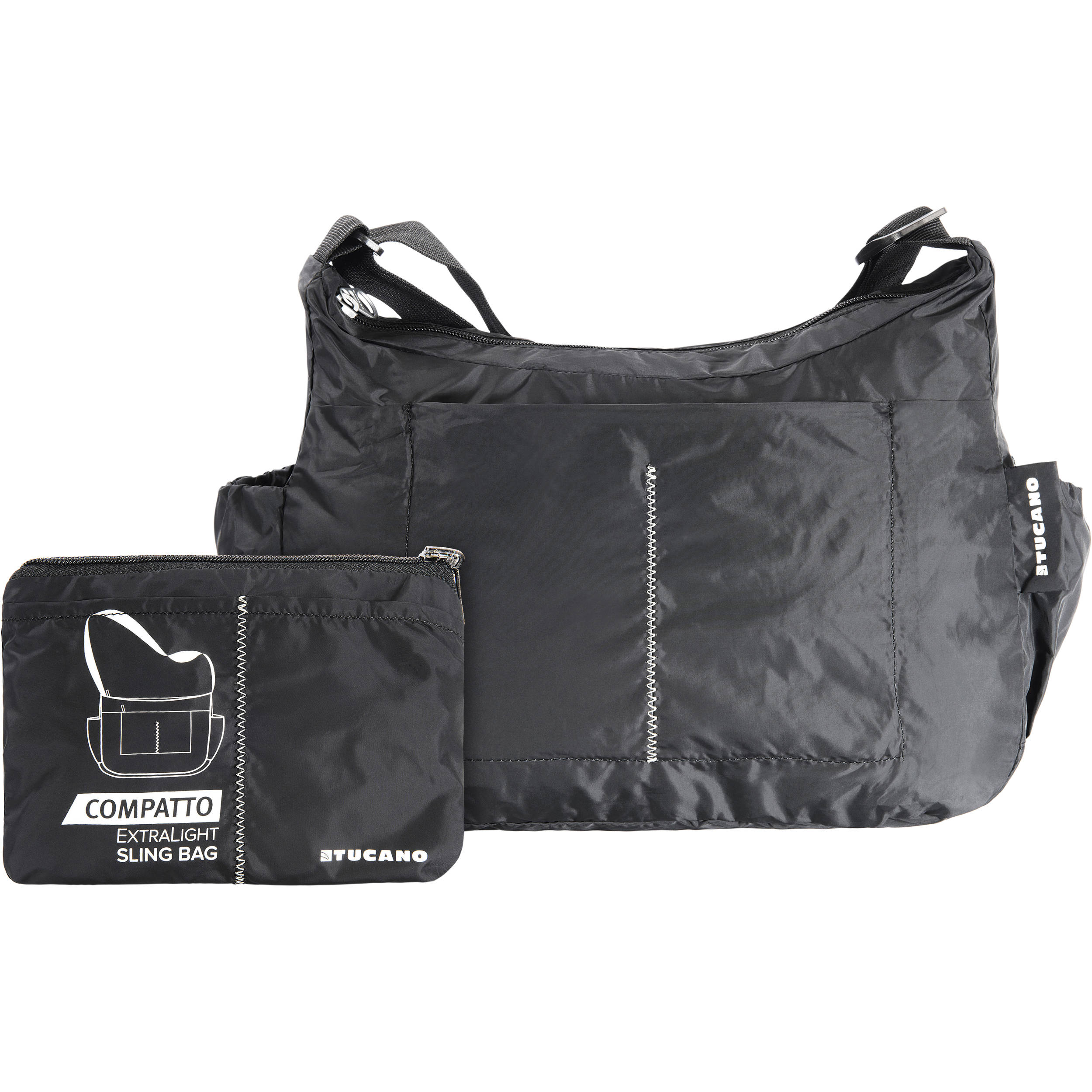 Tucano Compatto XL Water-Resistant 15L Packable Slingbag BPCOSL