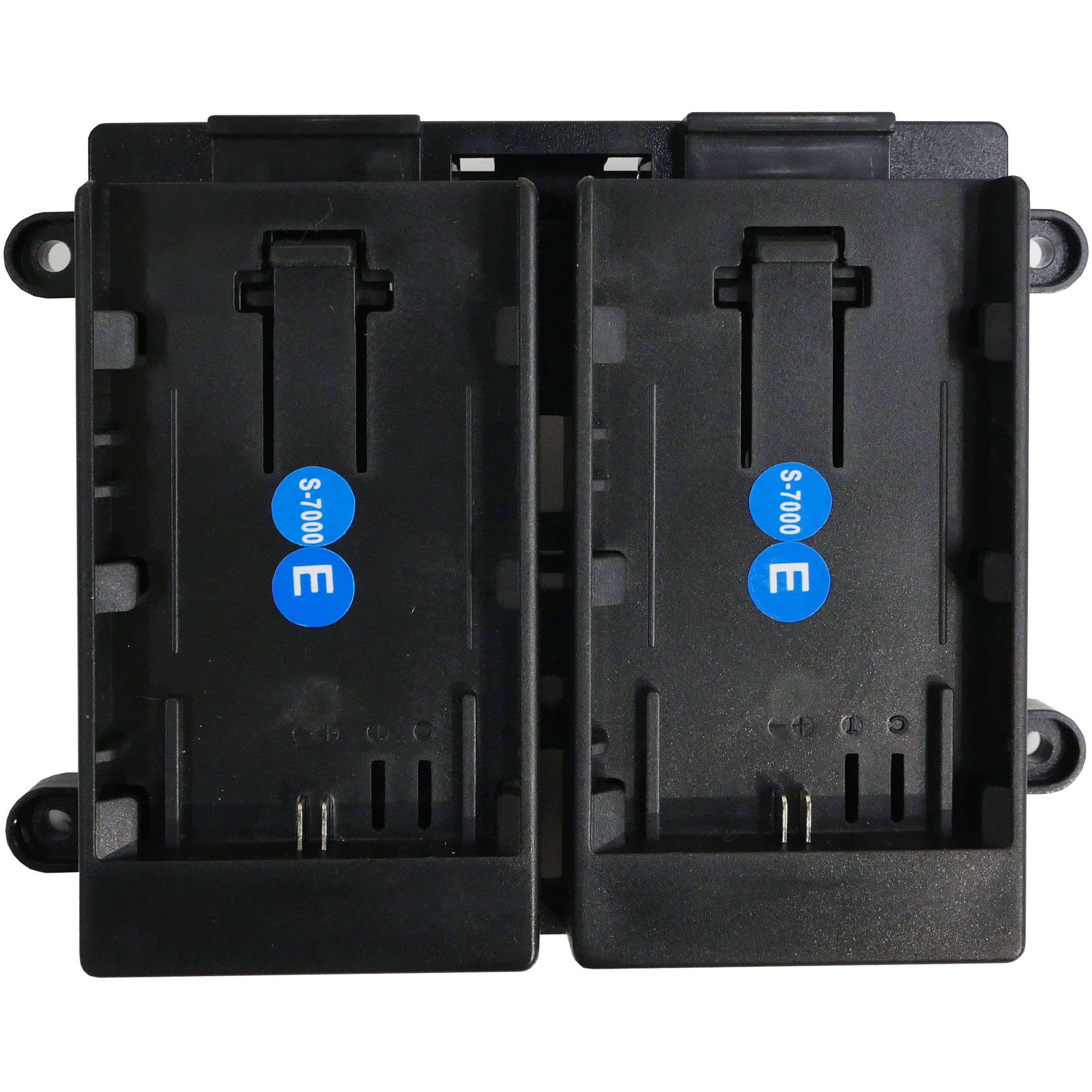Tvlogic 7 4v Battery Bracket For Canon Lp