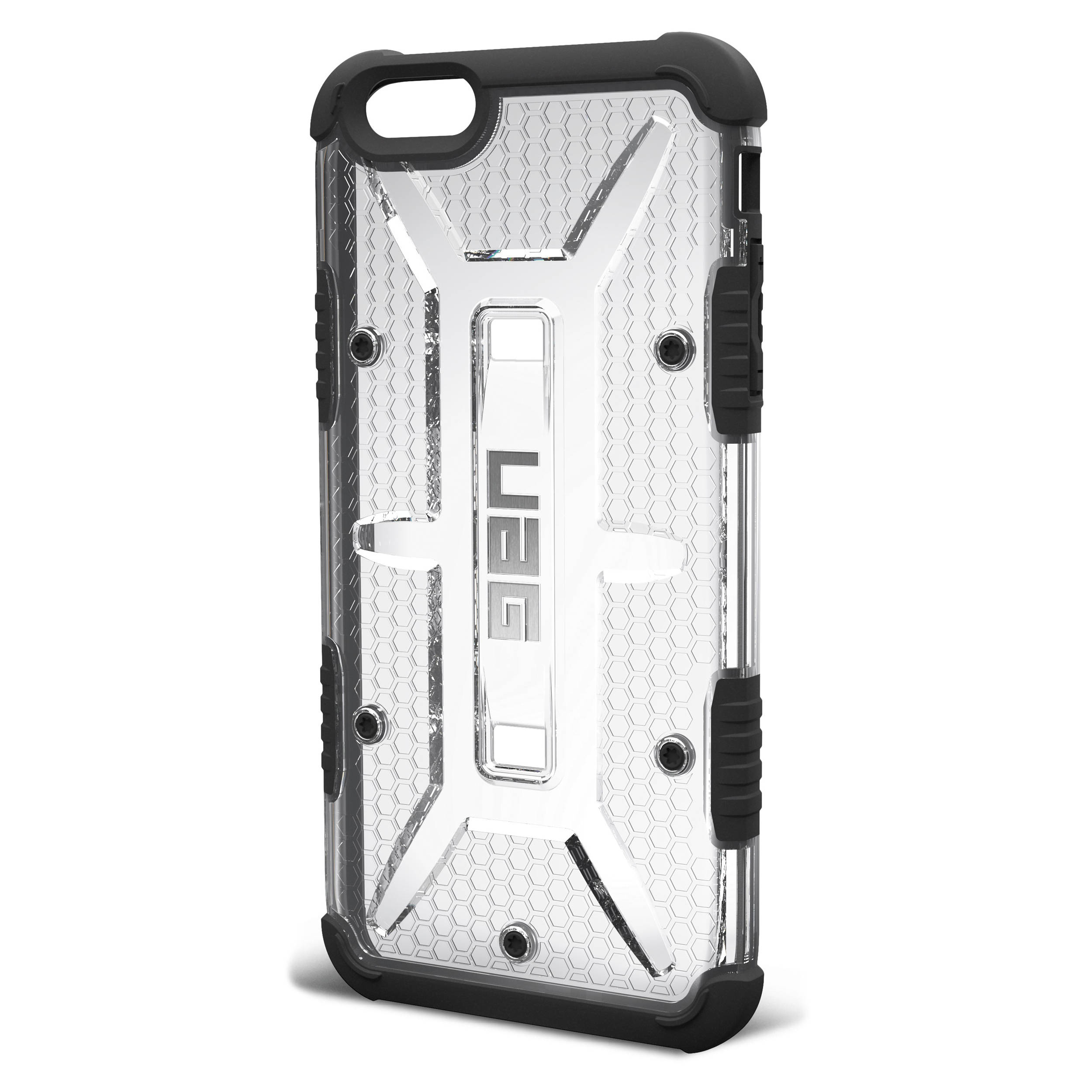 urban armor gear composite case for iphone 6 uag iph6pls ice b h. Black Bedroom Furniture Sets. Home Design Ideas