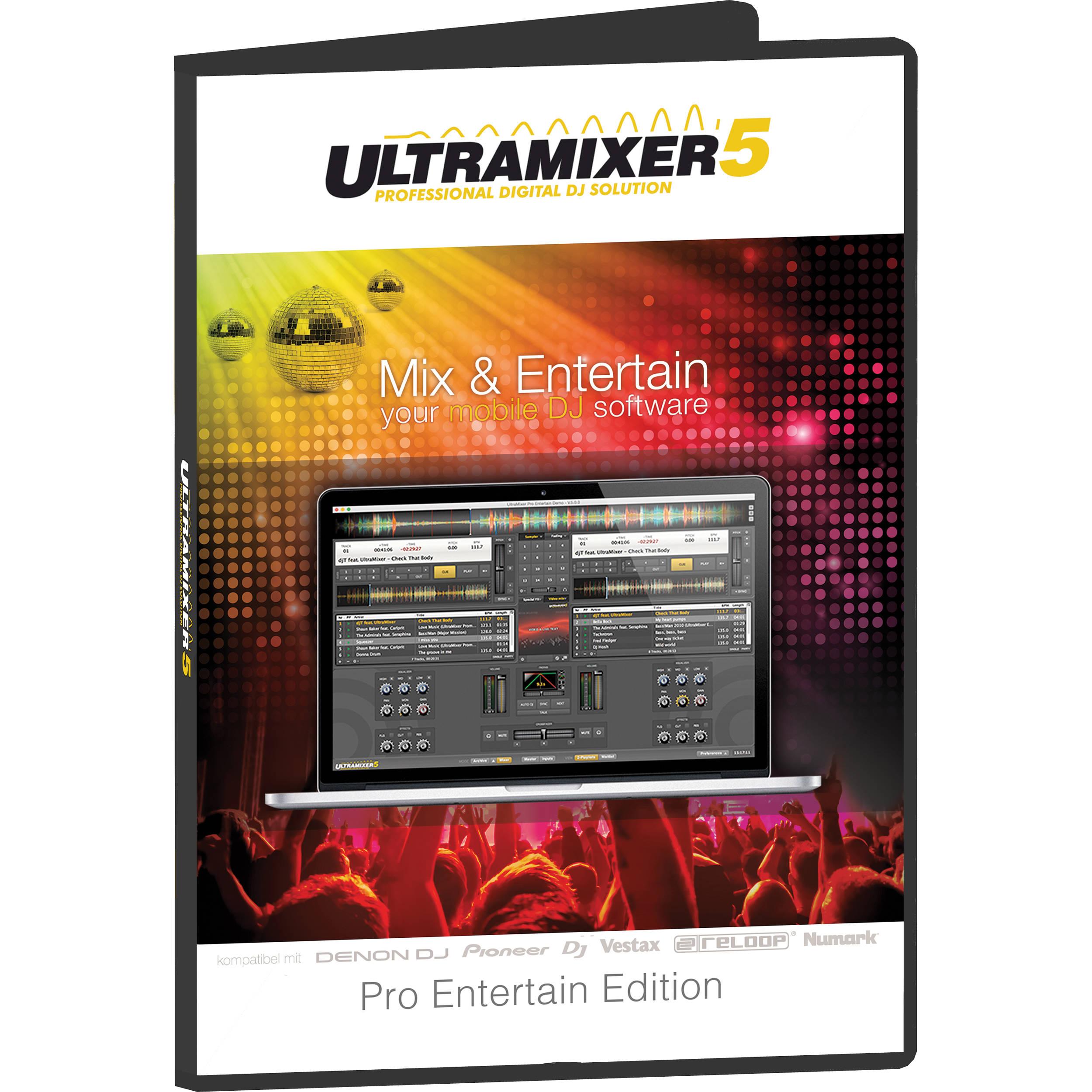 Ultramixer UltraMixer 5 Pro Entertain
