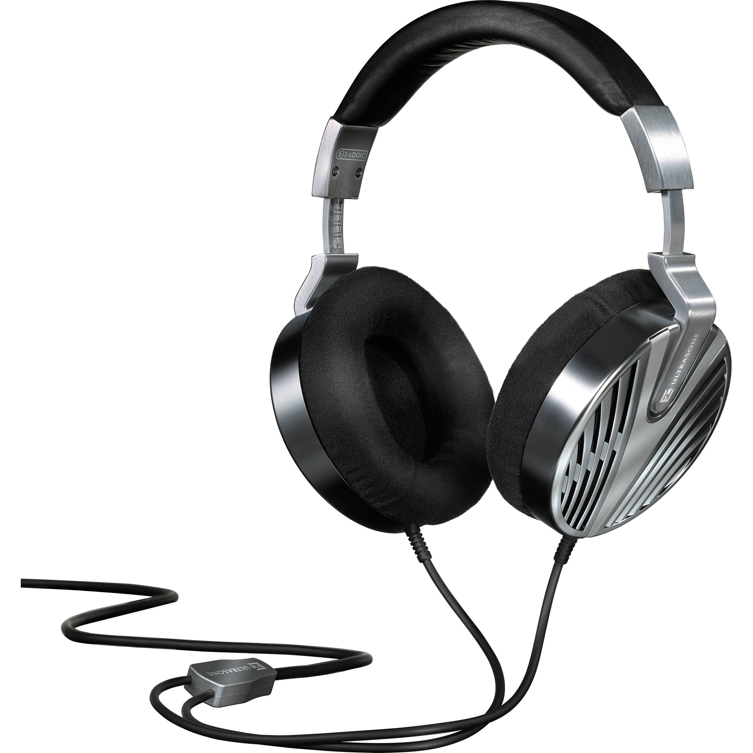 Ultrasone Edition 12 Headphones (Matte Chrome) EDITION 12 B H 964e90b38d634
