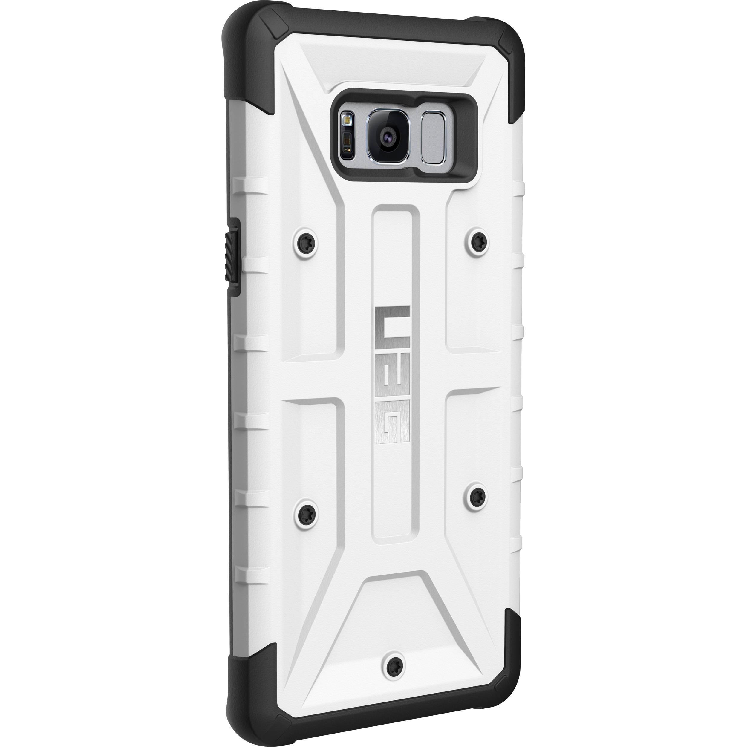Urban Armor Gear Pathfinder Case for Galaxy S8+ GLXS8PLS-A-WH