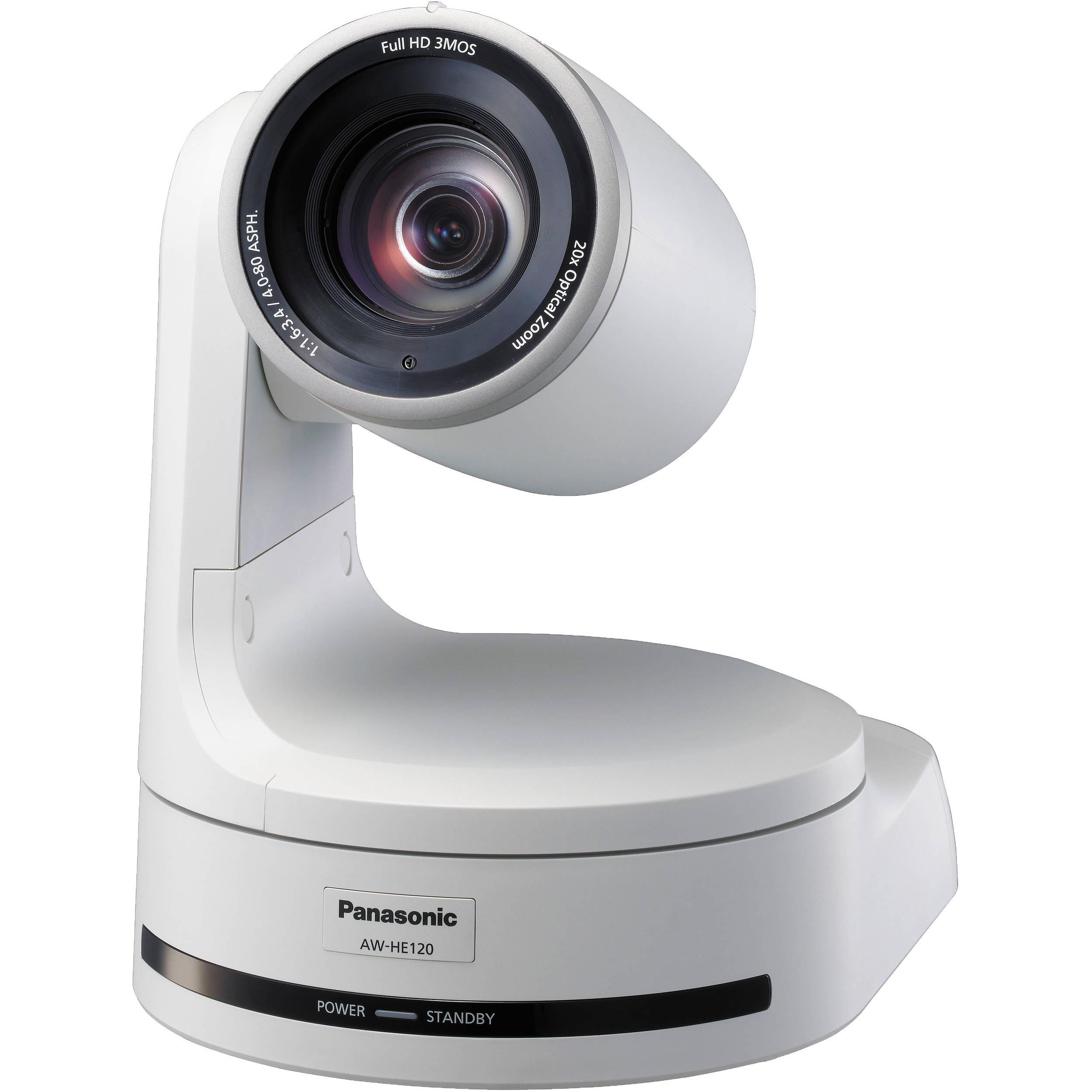Ptz Camera Wiring Diagram Will Be A Thing Sensormatic Vaddio Panasonic Aw He120 White 999 6120 000w B H How To Pdf