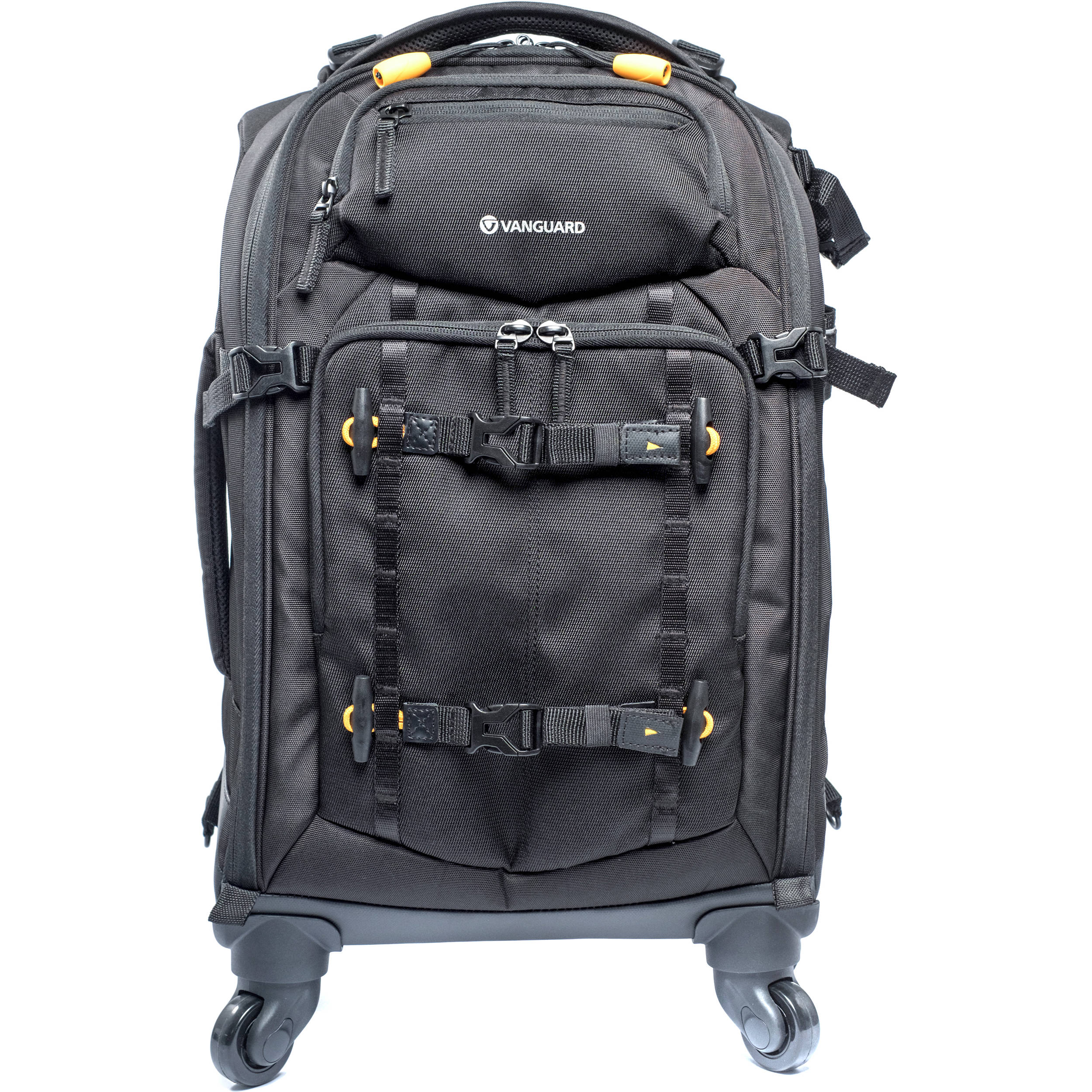 3e5d8ca71287 Vanguard Alta Fly 55T Roller Bag (Black)