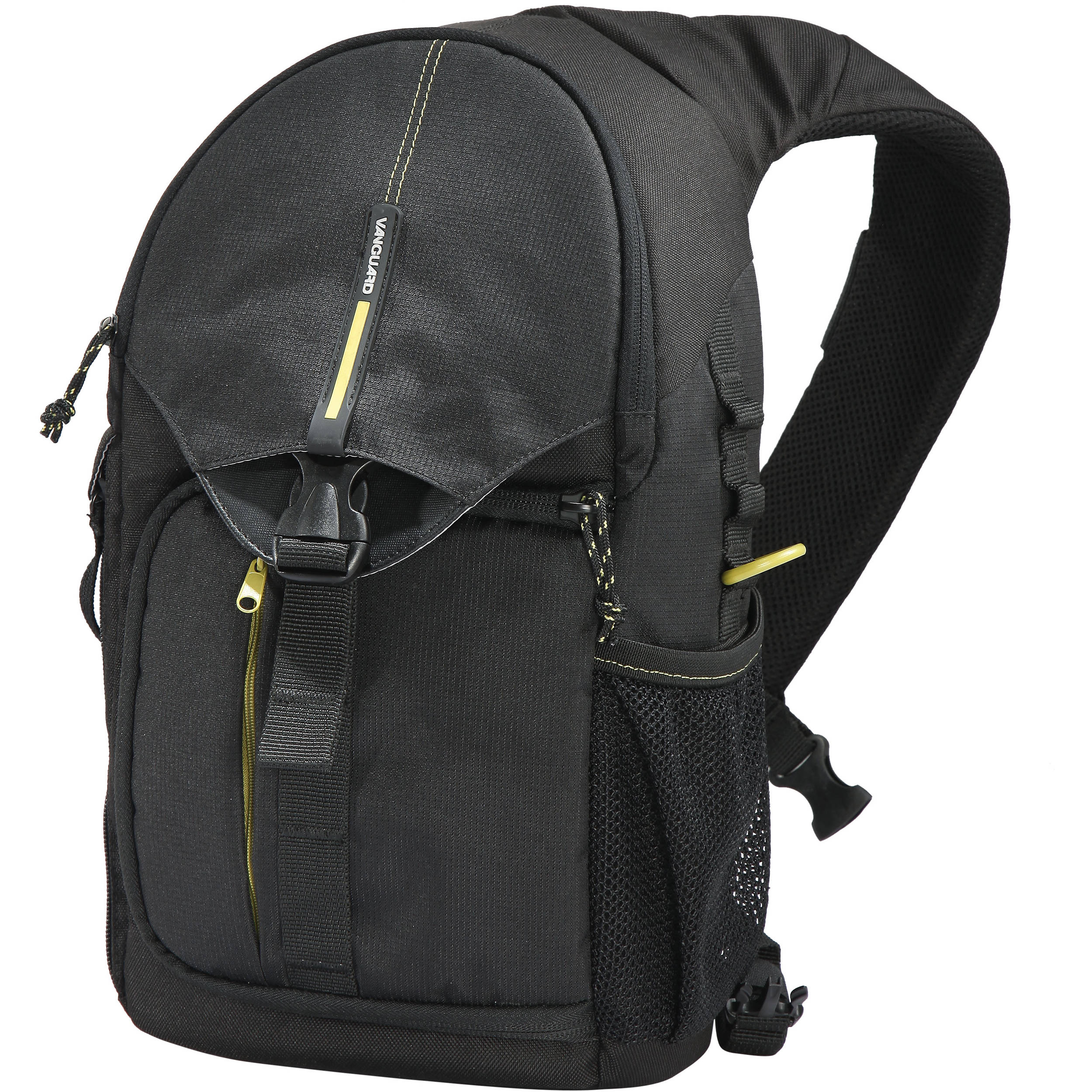 Vanguard BIIN 47 Sling Bag (Black) BIIN 47 BK B&H Photo Video