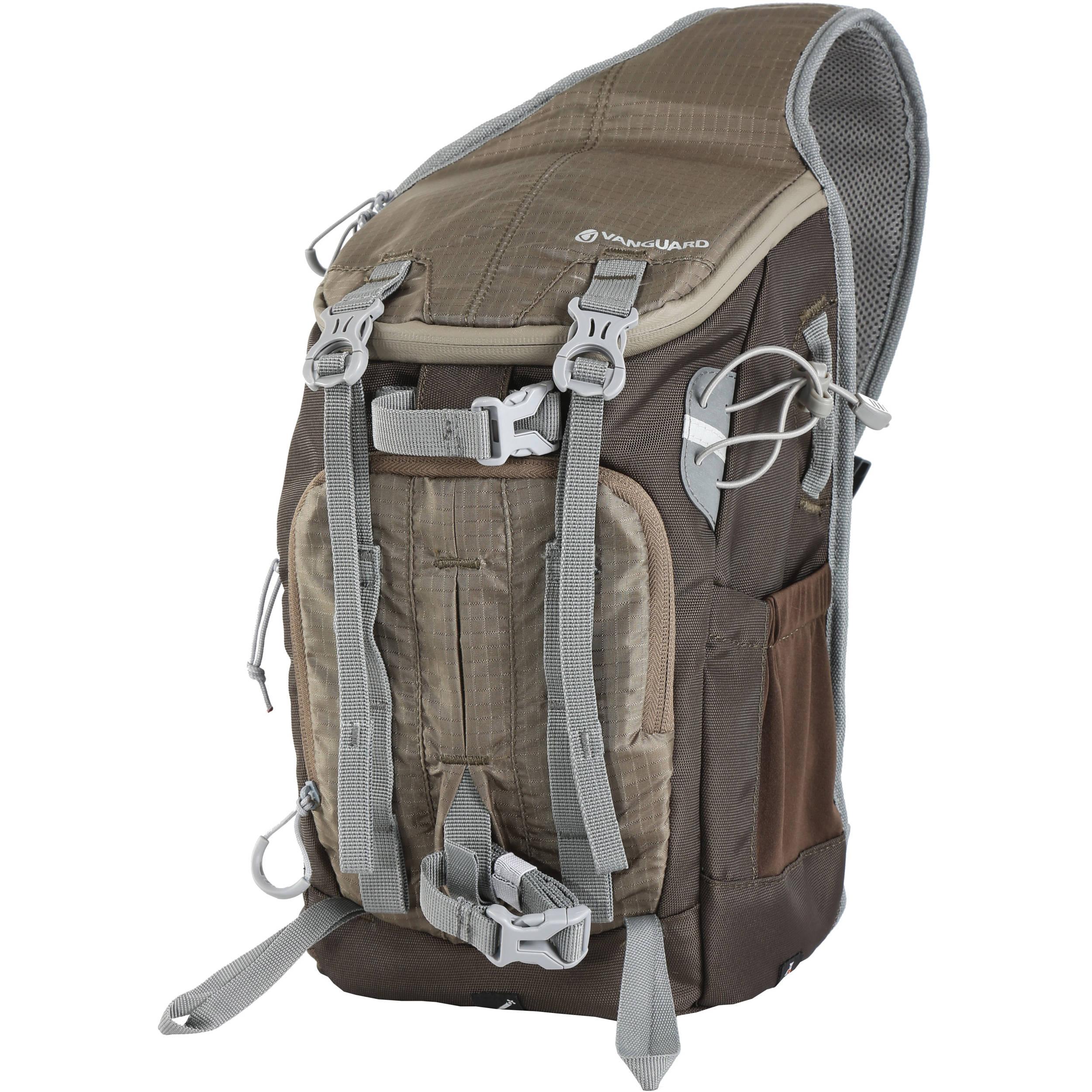 Vanguard Sedona 43 Dslr Sling Bag Khaki Green