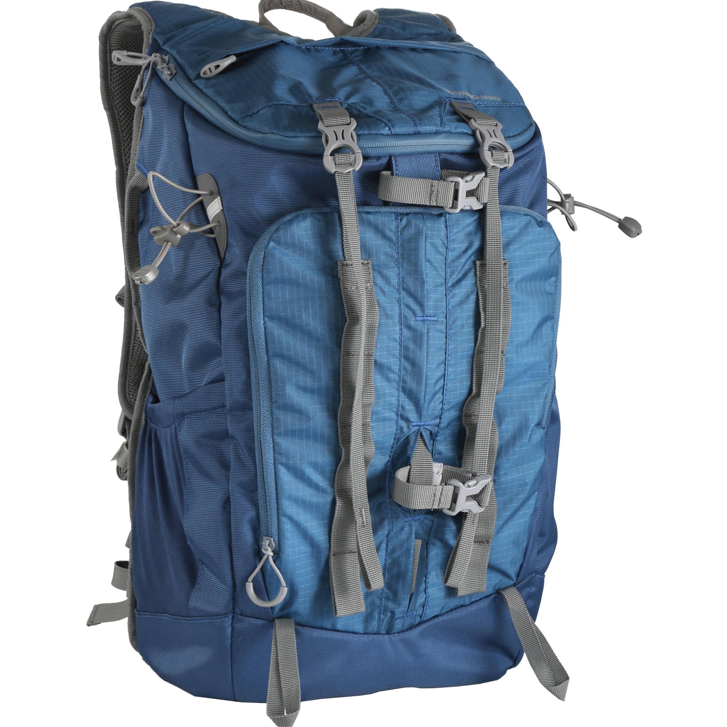 Vanguard Sedona 51 DSLR Backpack (Blue) SEDONA 51BL B&H Photo