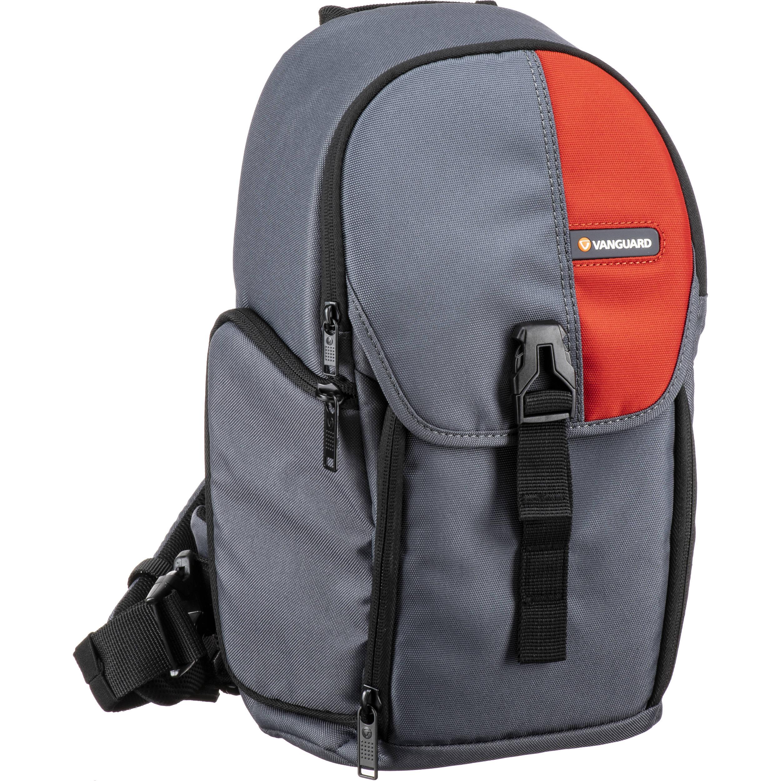 Vanguard Ziin 47 Dslr Sling Bag Orange