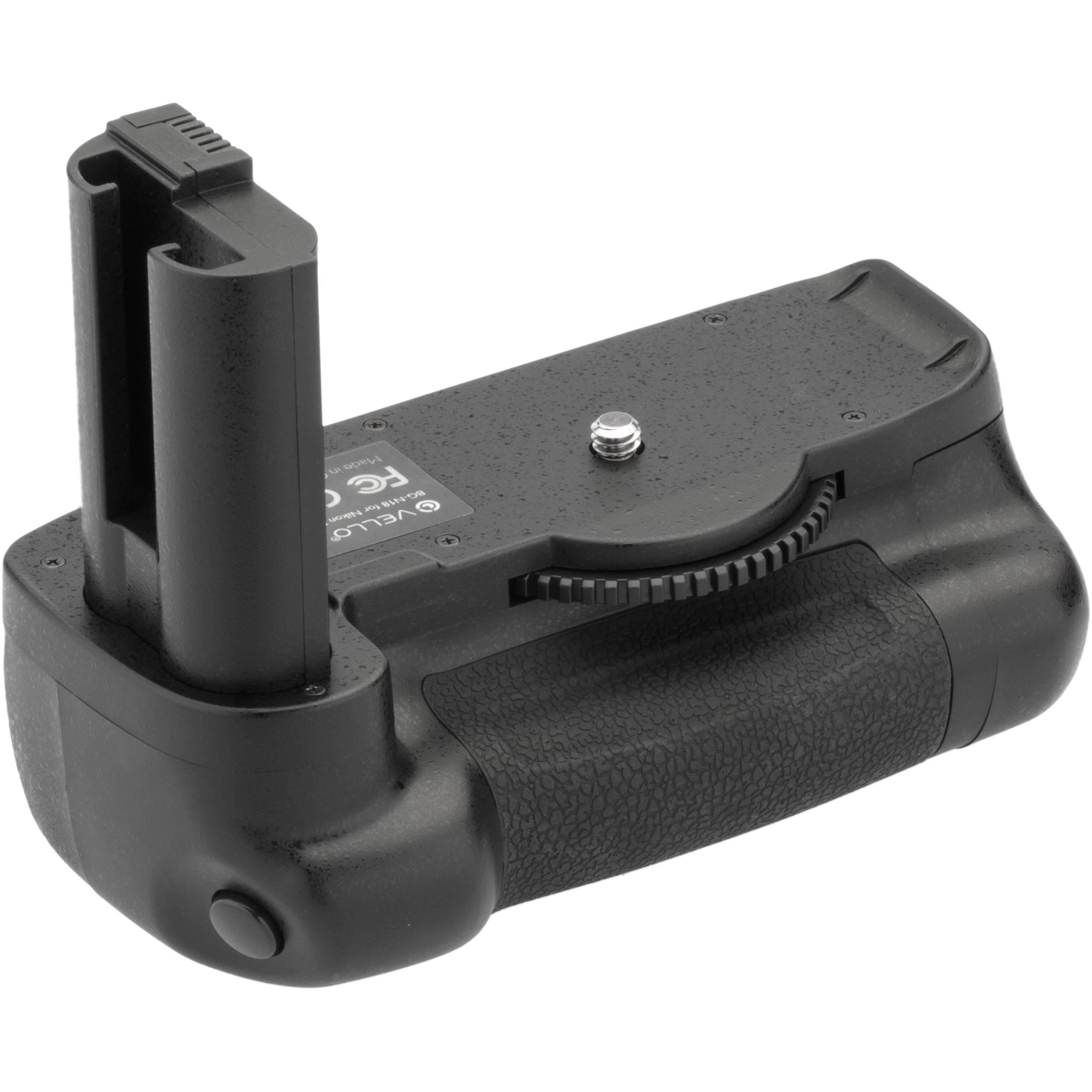 Vello Hand Grip Strap for DSLR 6 Pack Black