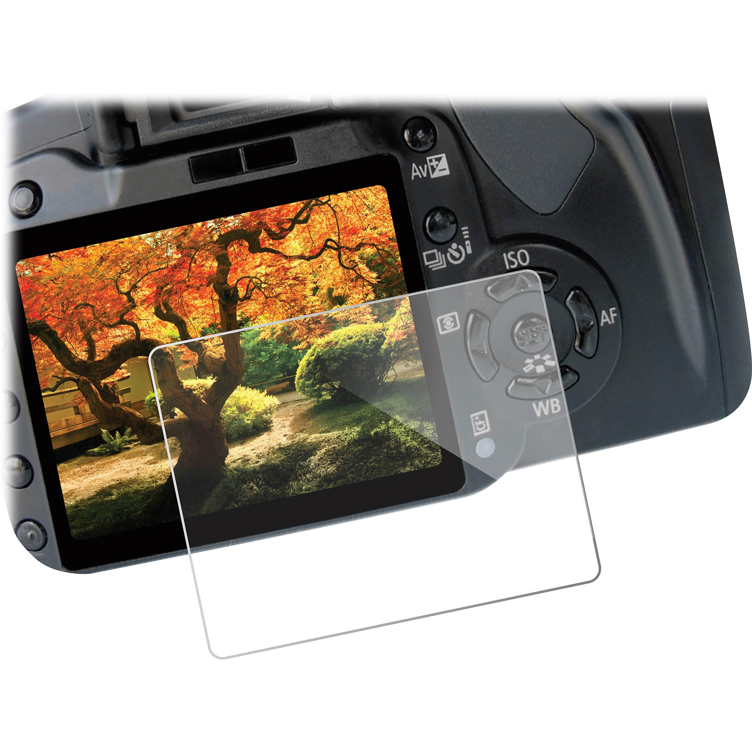 Экран для фотоаппарата canon своими руками