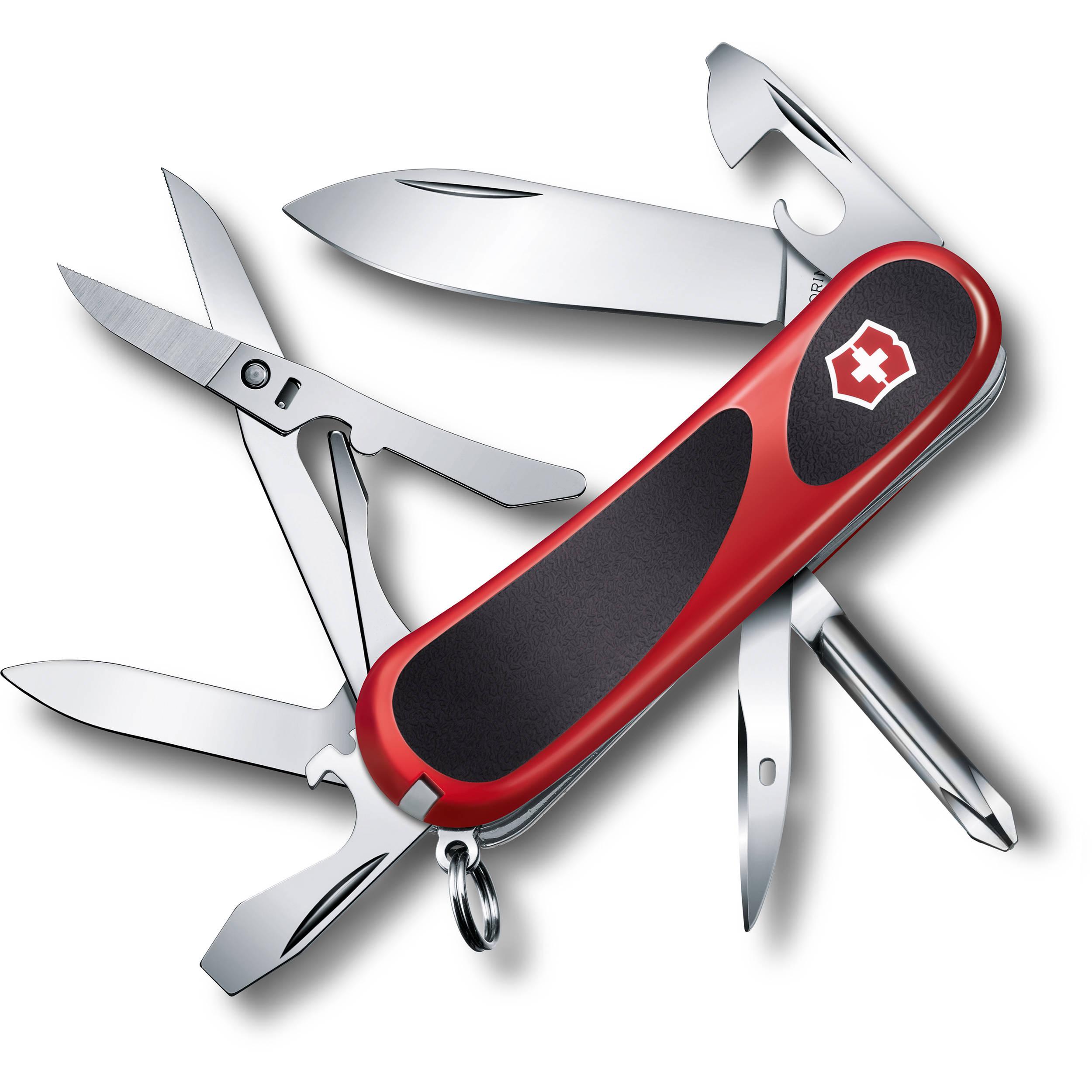 Victorinox Evogrip 16 Pocket Knife 2 4903 Cus2 B Amp H Photo Video