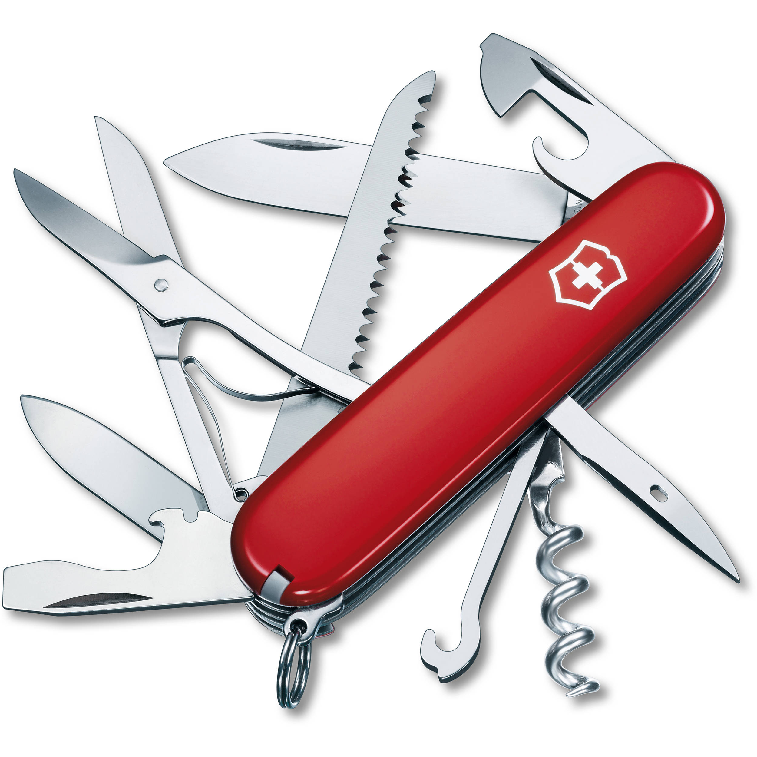 Victorinox Huntsman Pocket Knife Red 53201 B Amp H Photo Video