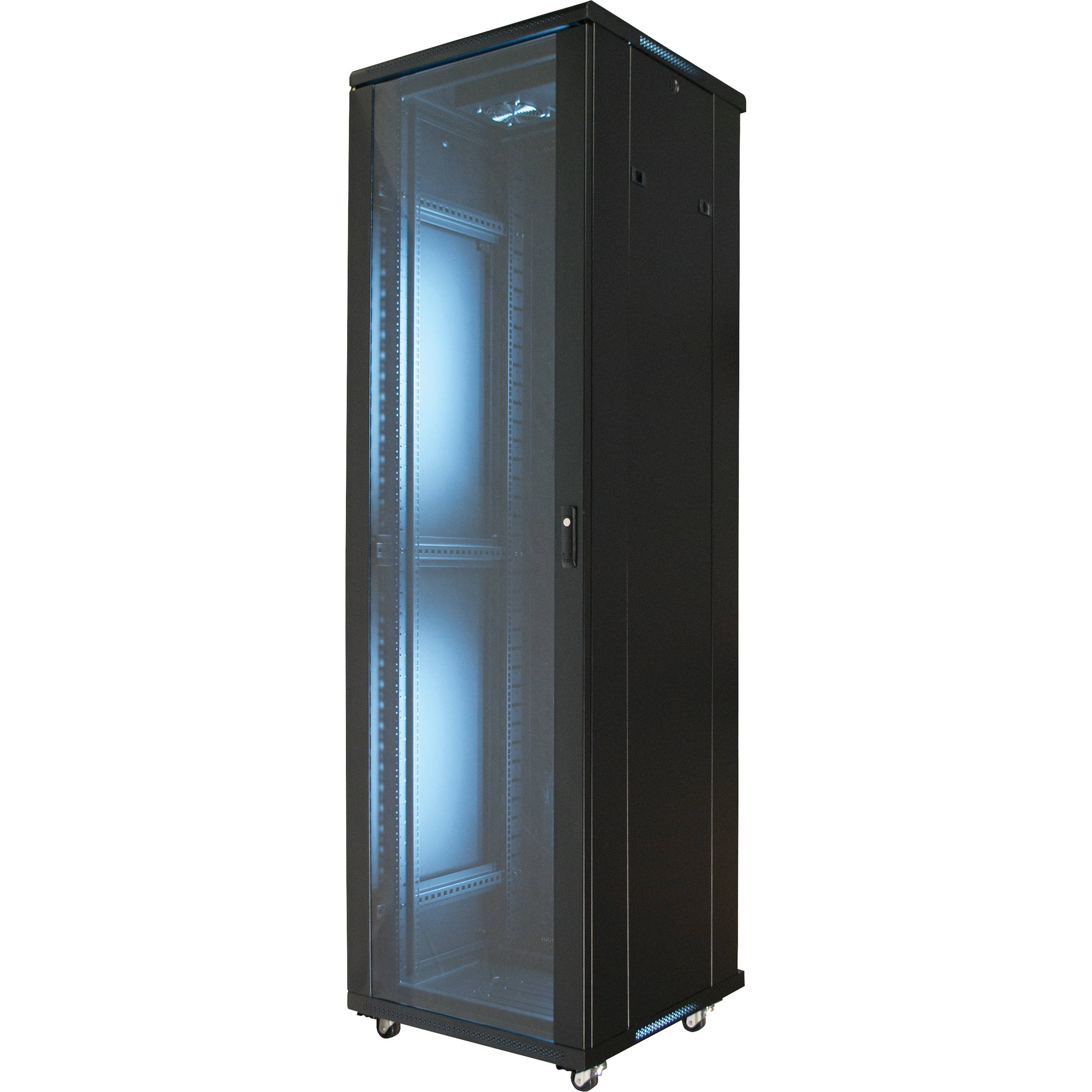 rack larger com computer cabinet post case equipment dp frame open server startech view