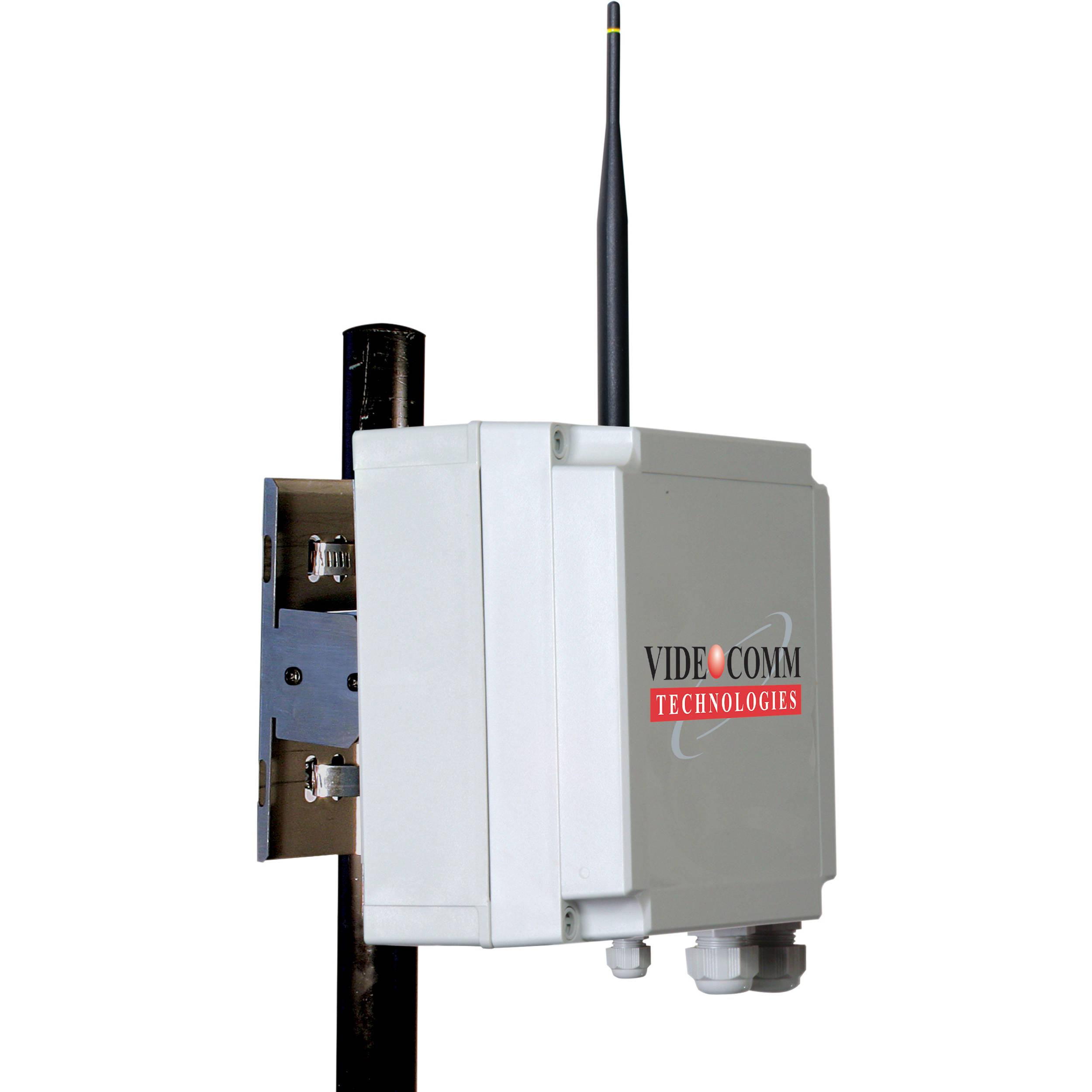 VideoComm Technologies DXR 900 MHz Indoor Desktop Digital Data Receiver