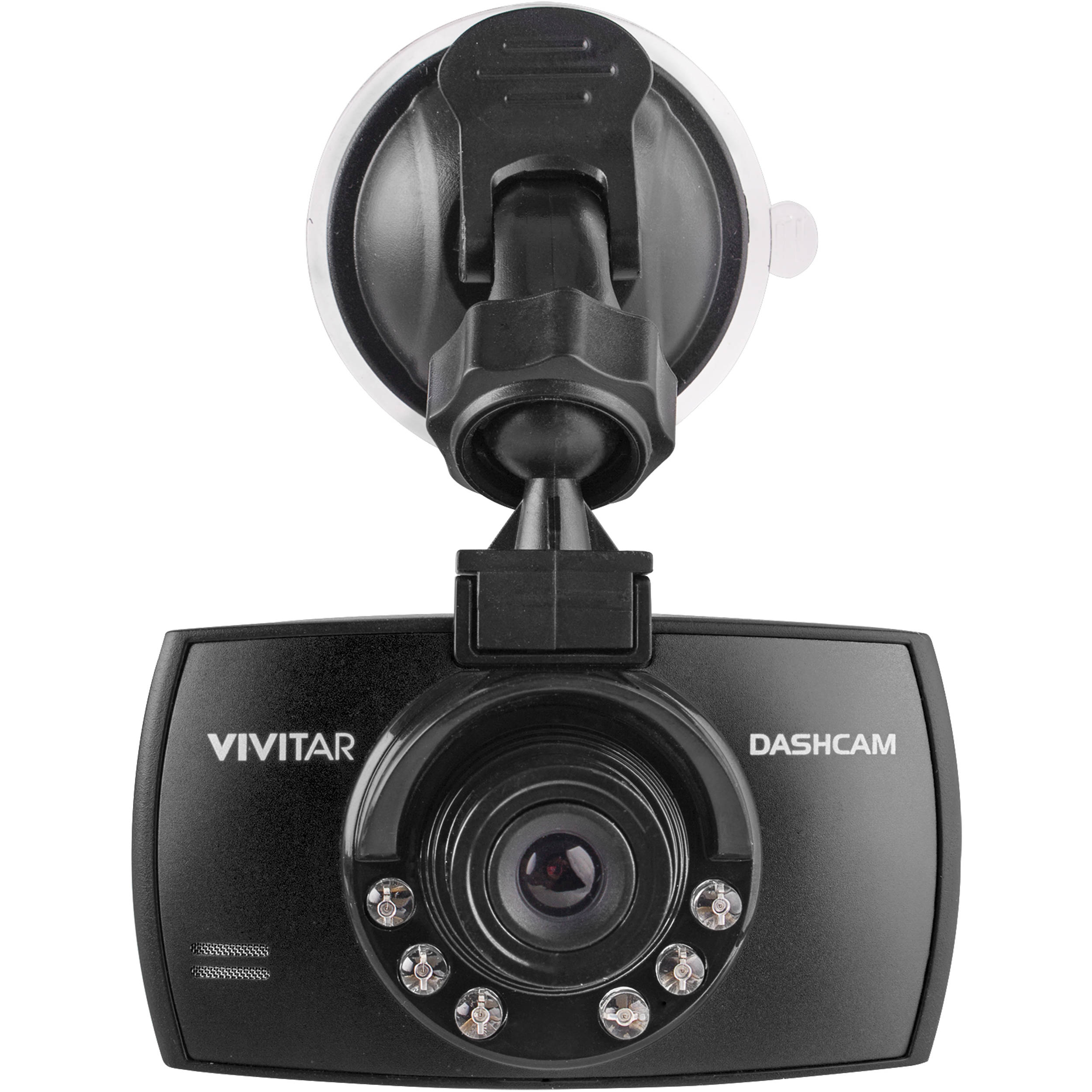 Vivitar DCM106 Dash Cam with 2.4