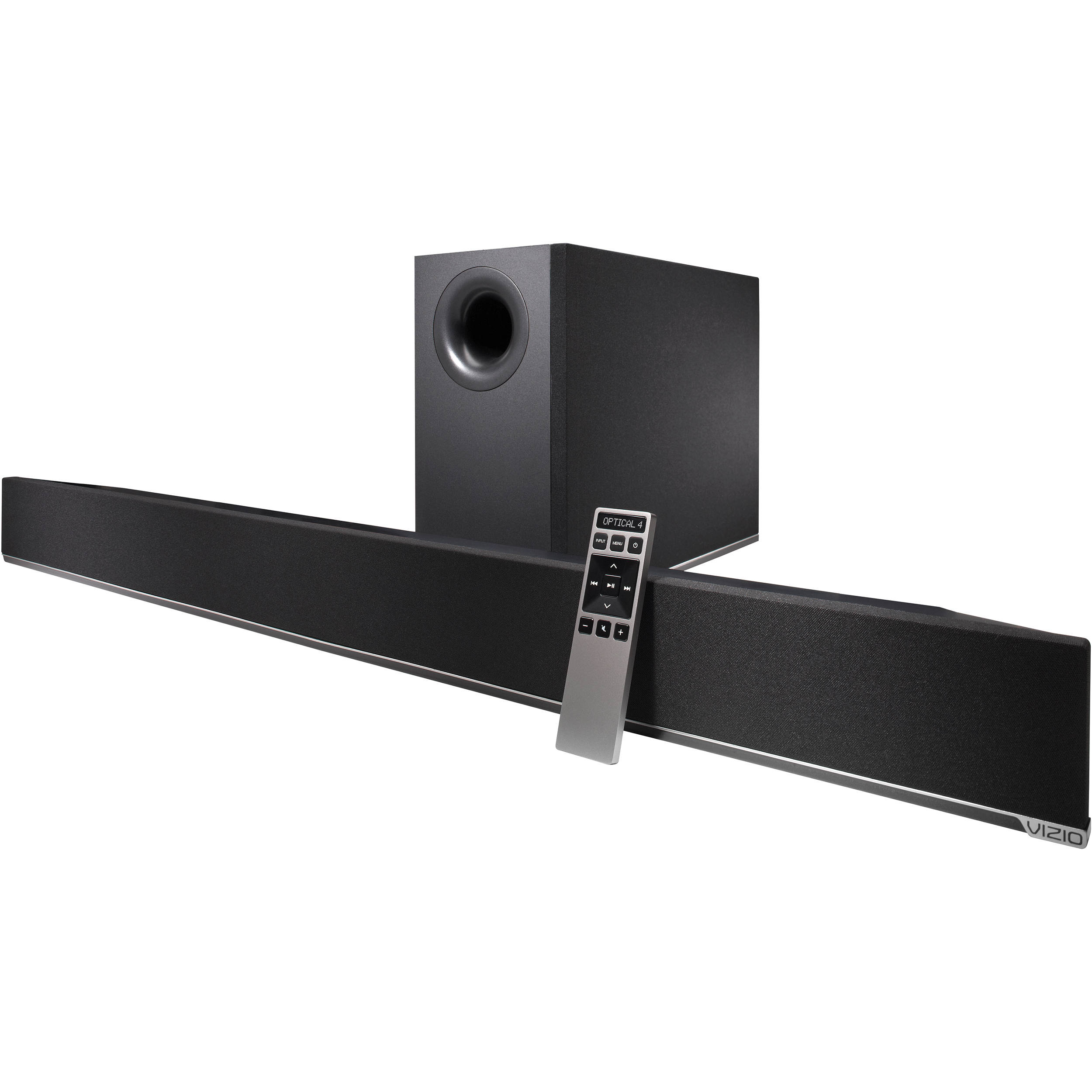 Vizio 42 2 1 Channel Soundbar Speaker System