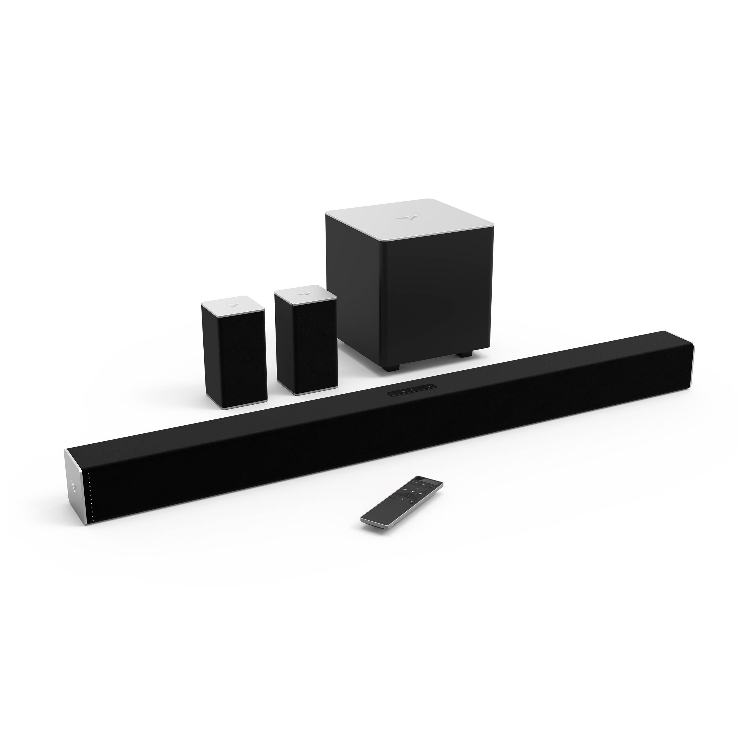 38 5.1 Channel Soundbar