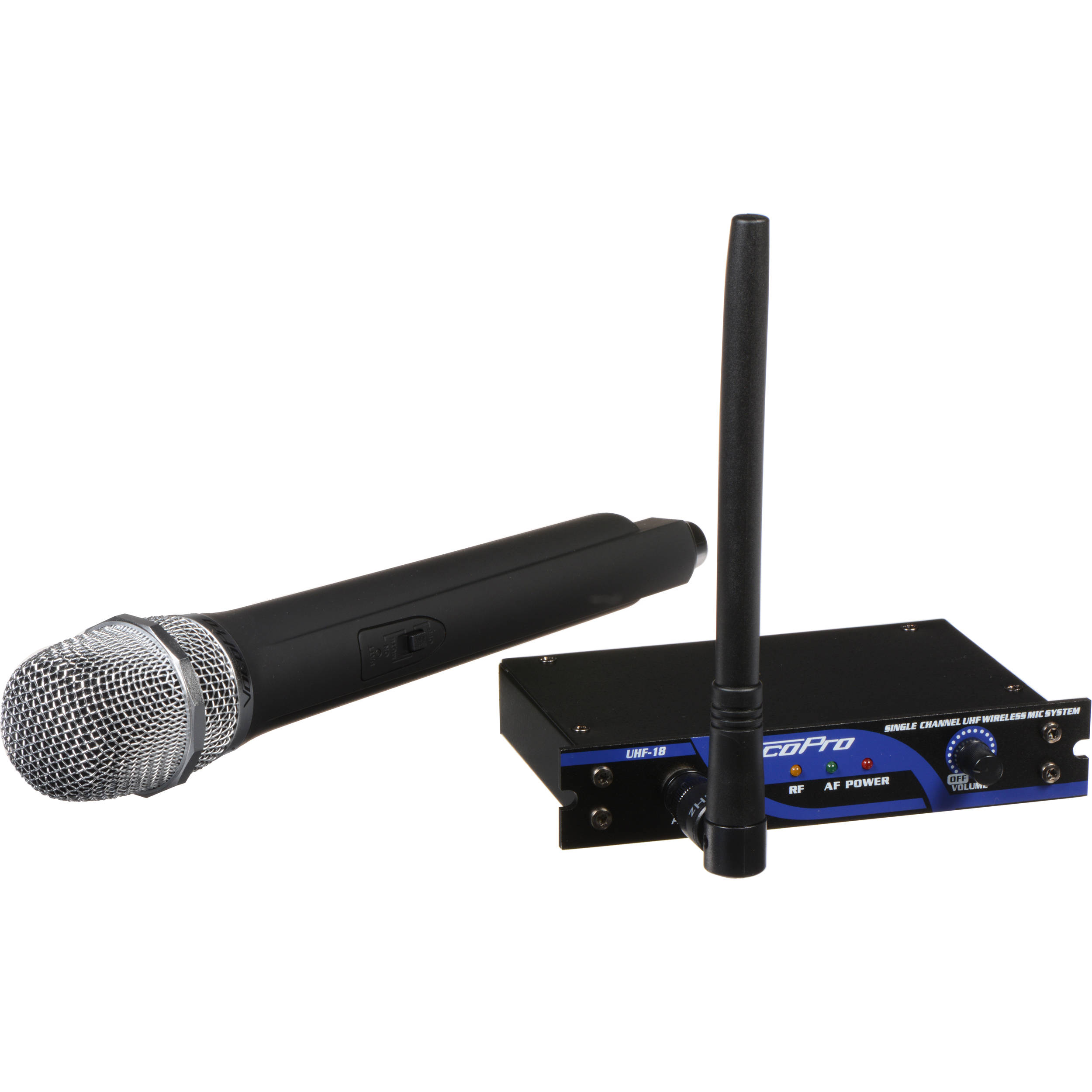 New Uhf Wireless Microphone Professional Head-wear Mic For Voice Amplifier Computer Refreshment Consumer Electronics