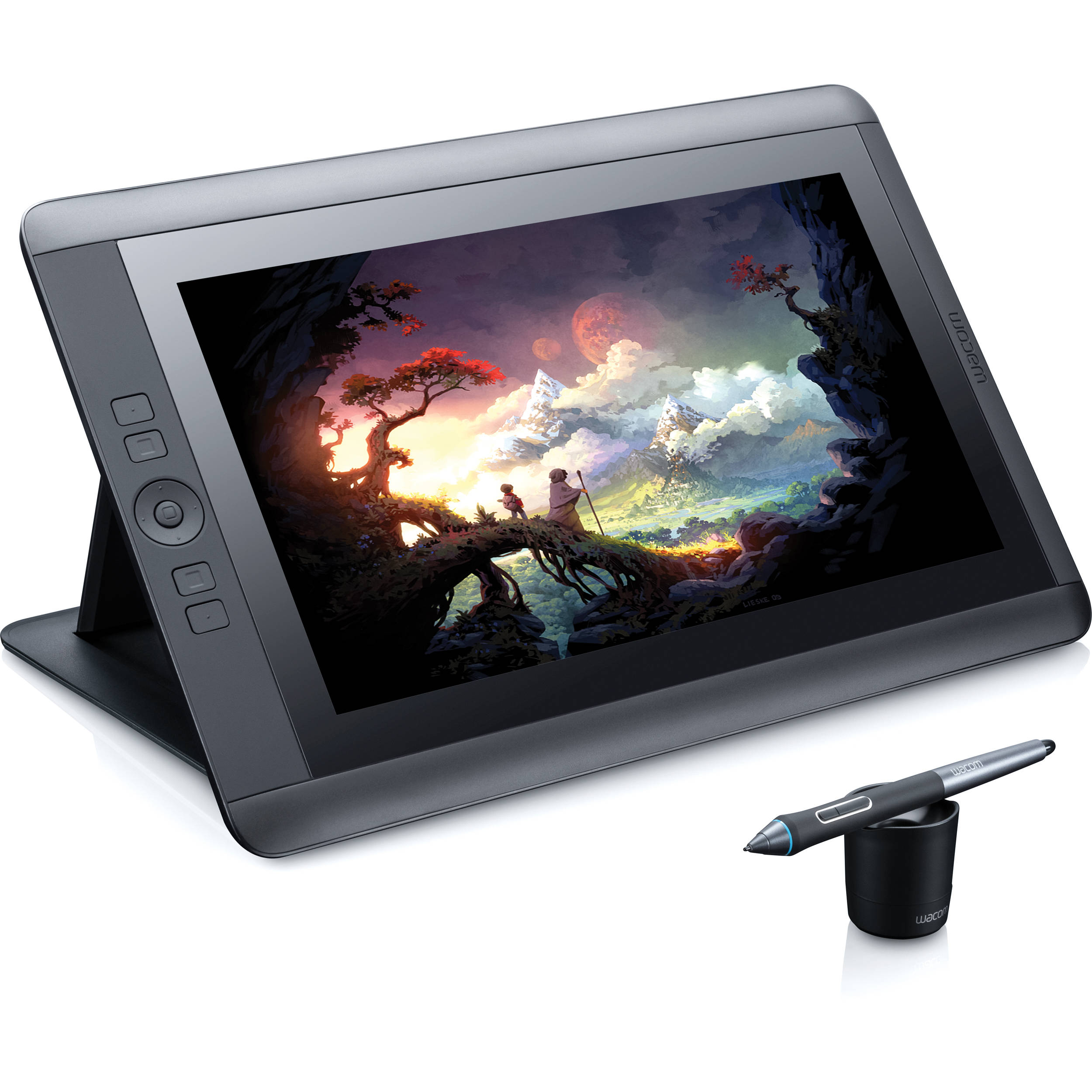 Wacom Cintiq/Intuos Tablet Drivers for Mac Download