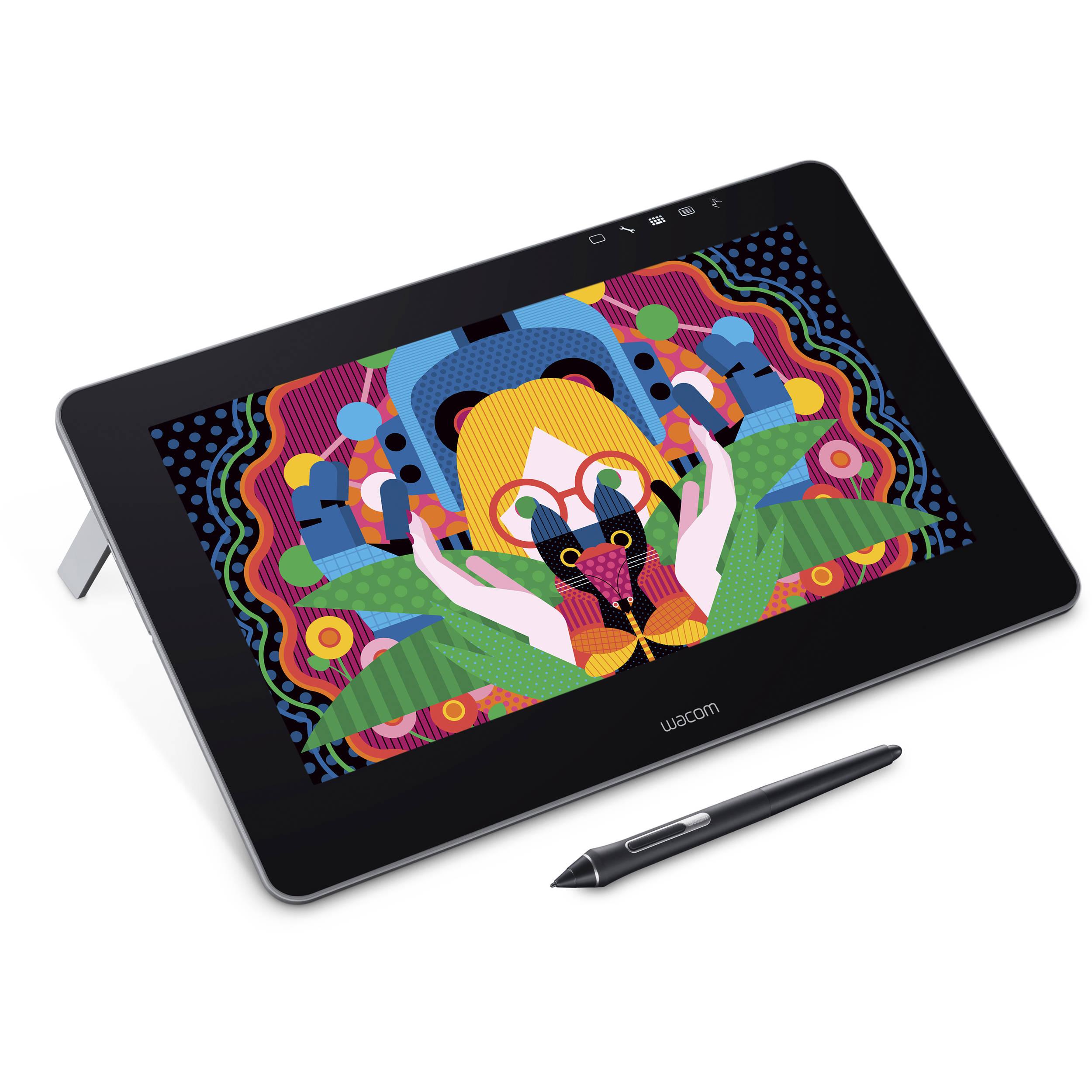 WacomCintiq Pro 13 Creative Pen & Touch Display