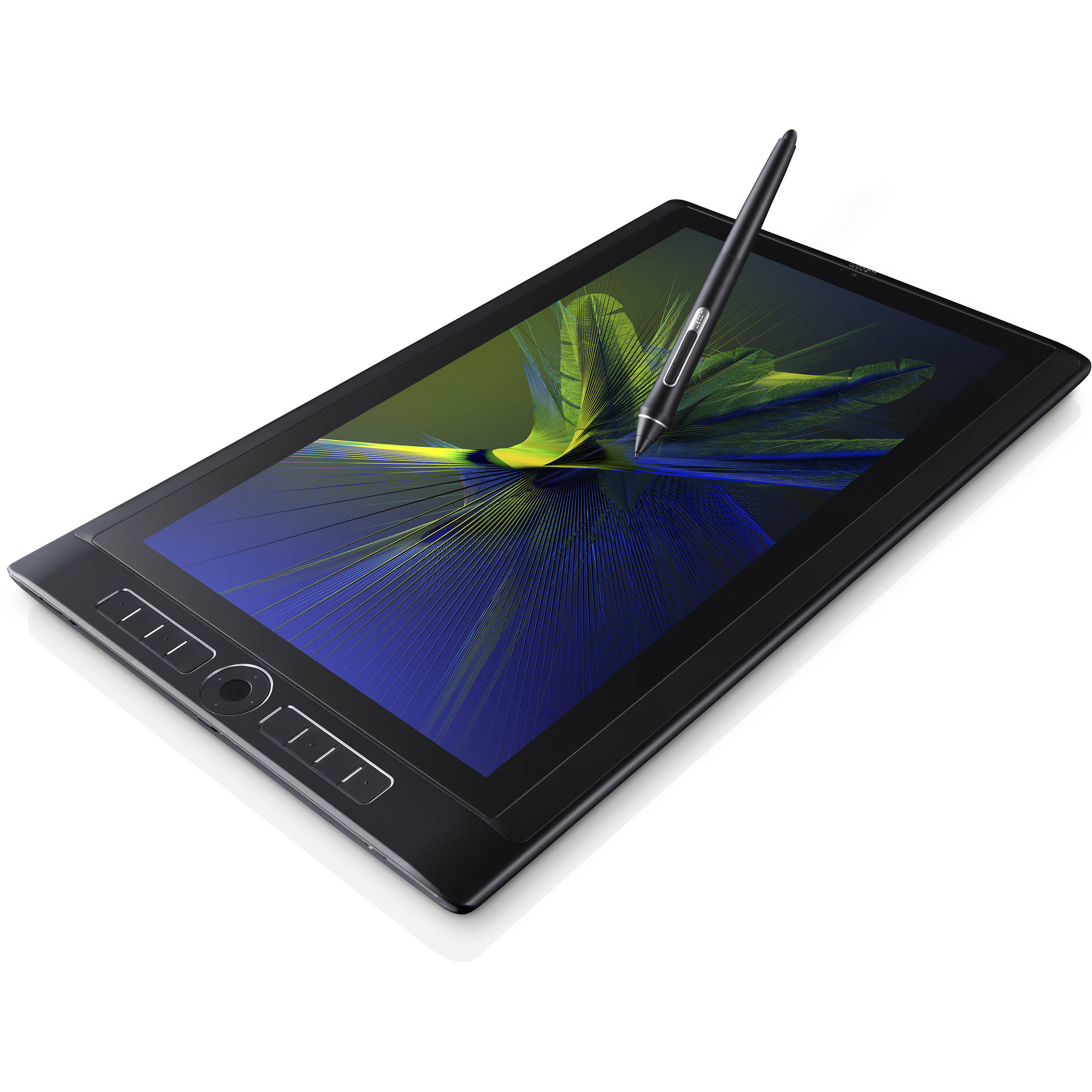 wacom 15 6 mobilestudio pro 16 graphics tablet dthw1620h. Black Bedroom Furniture Sets. Home Design Ideas