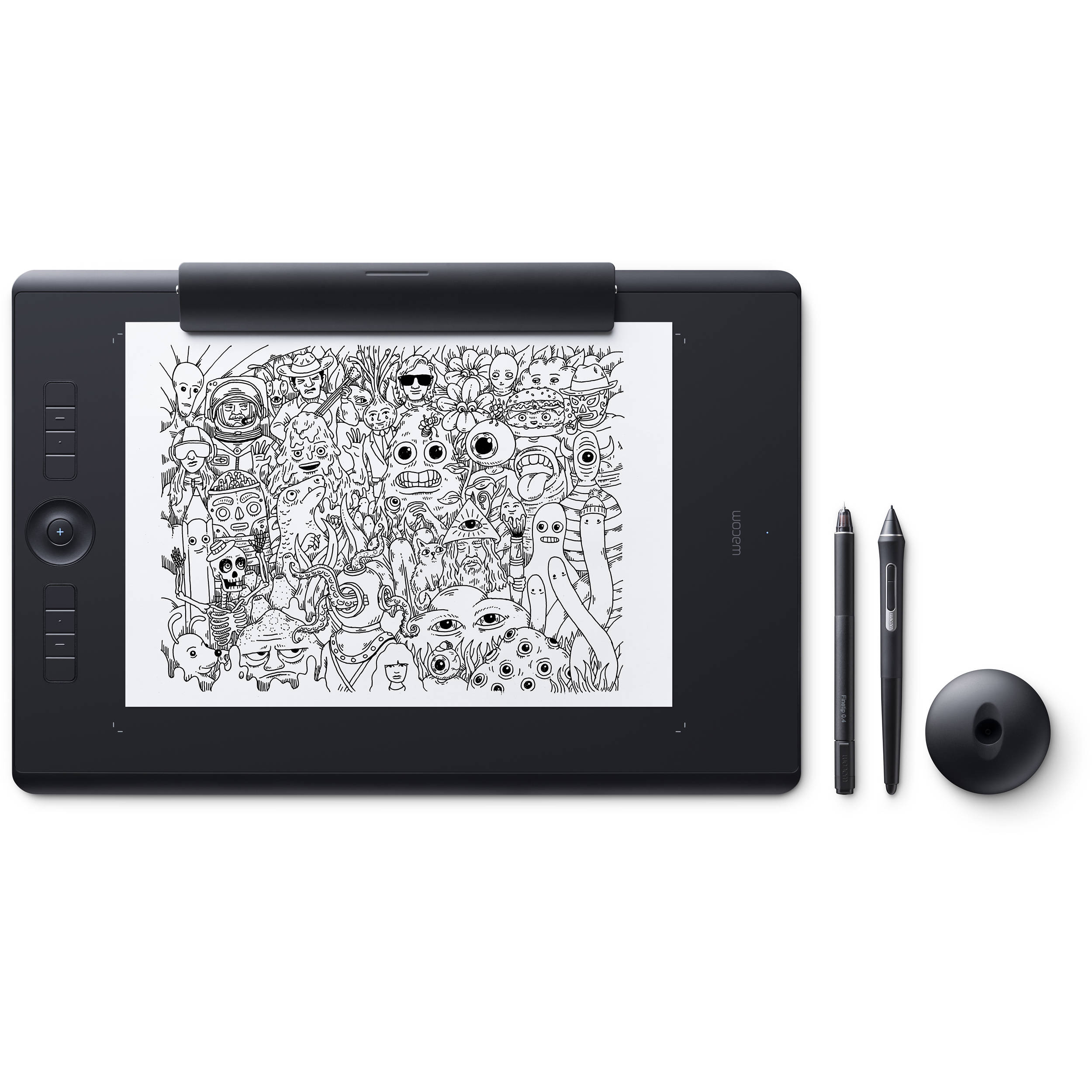 Image is loading NibSaver-Surface-Cover-for-Wacom-Intuos-5-Touch-