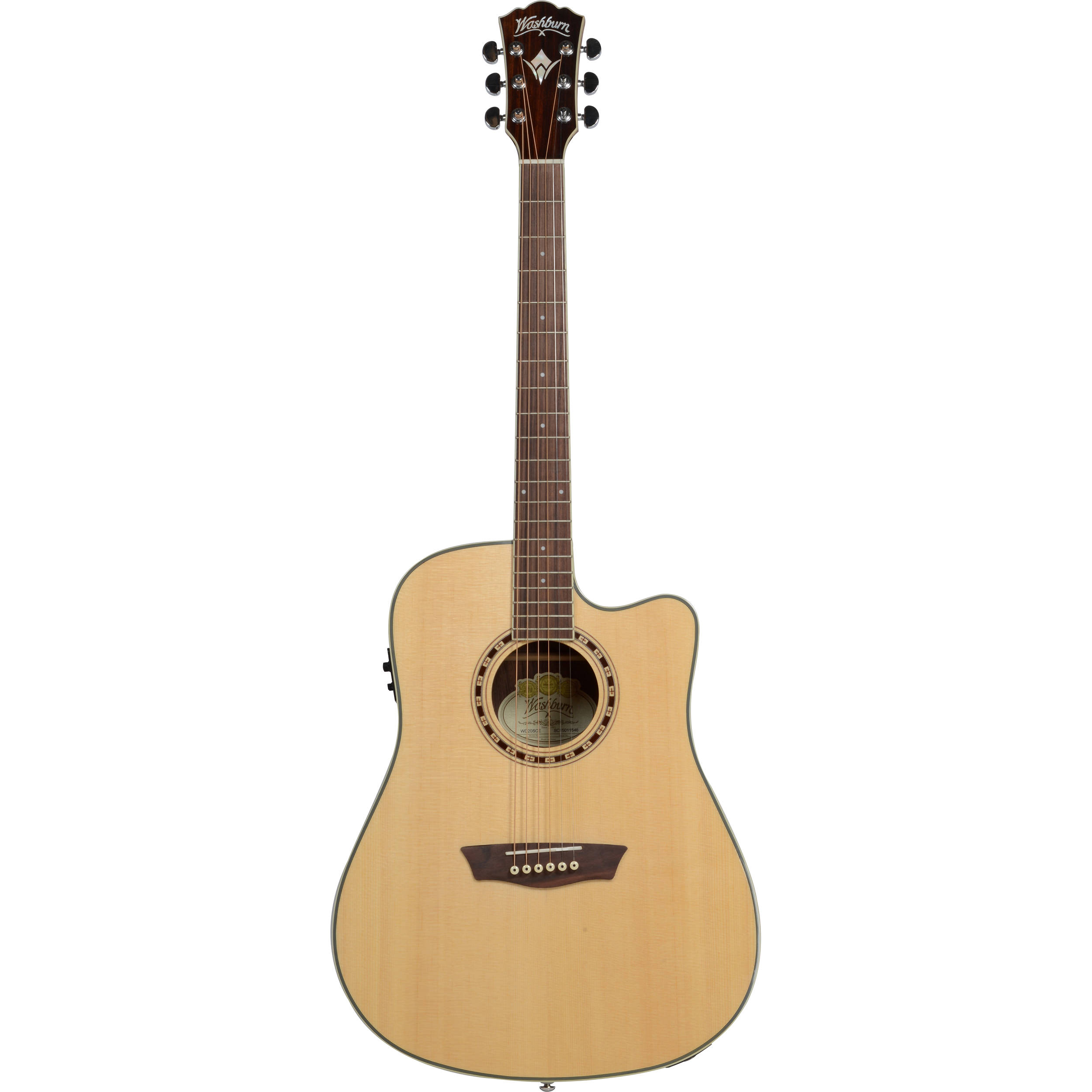 washburn heritage 20 series wd20sce acoustic electric wd20sce. Black Bedroom Furniture Sets. Home Design Ideas