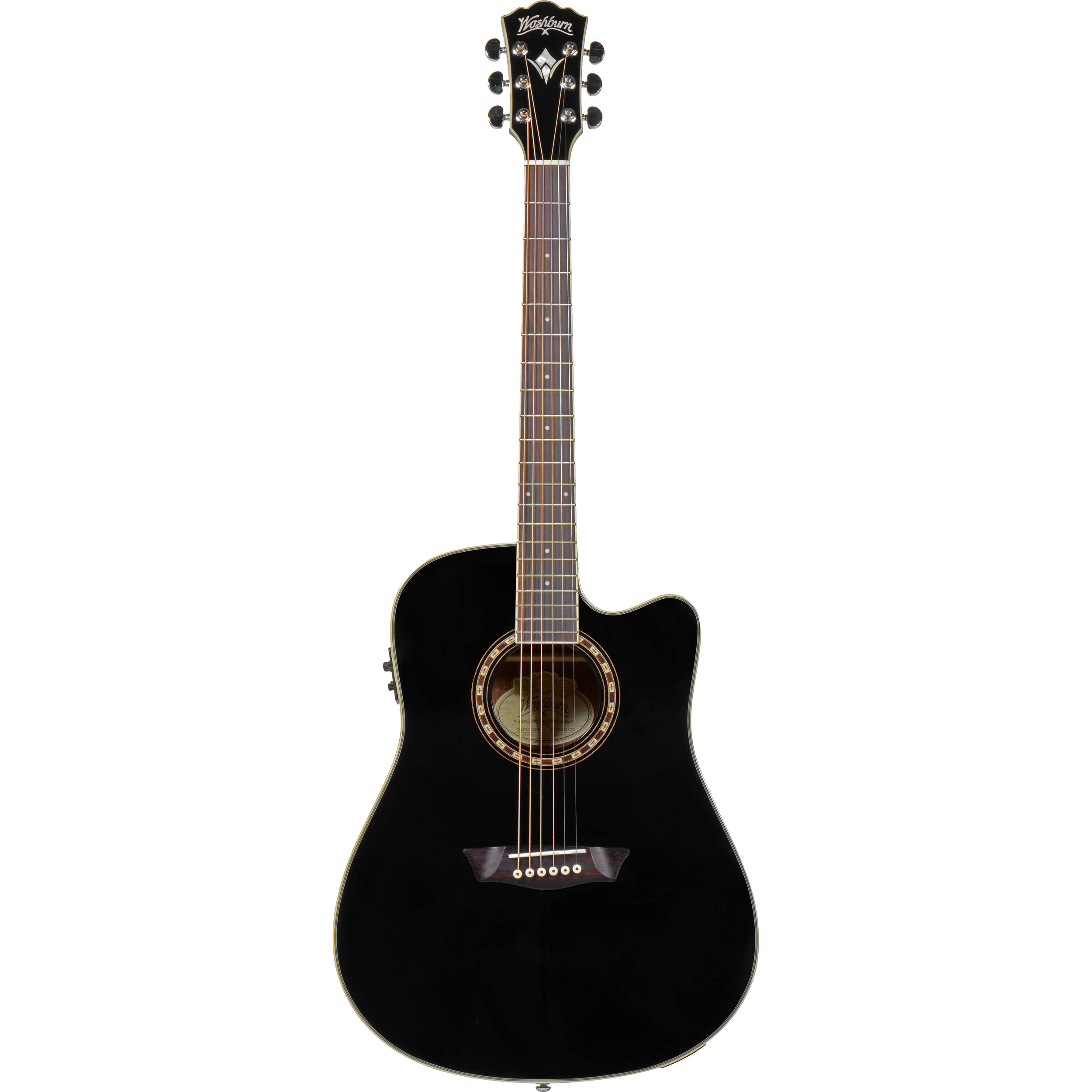 washburn heritage 10 series wd10sceb acoustic electric wd10sceb. Black Bedroom Furniture Sets. Home Design Ideas