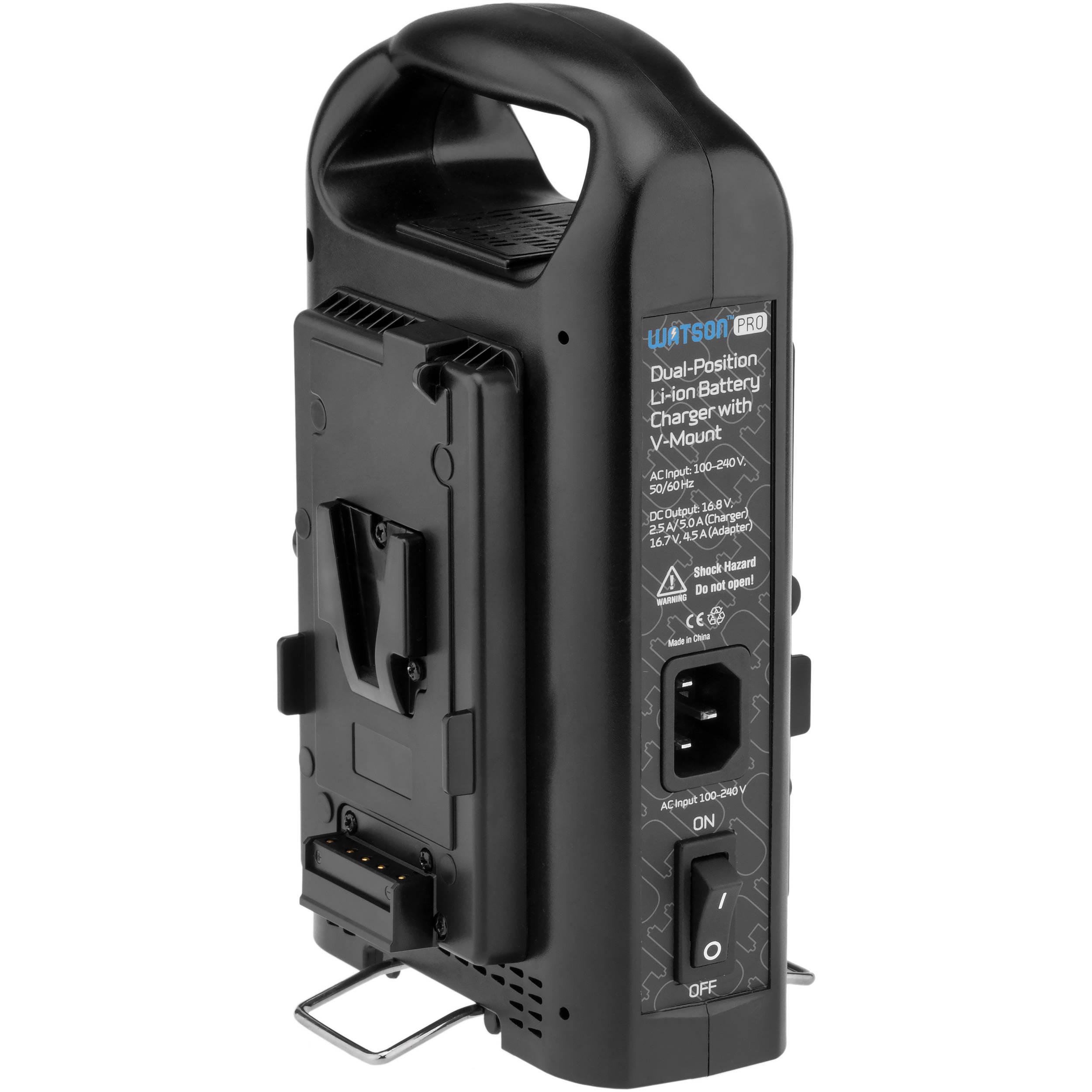 Watson Pro Dual Position Li Ion Battery