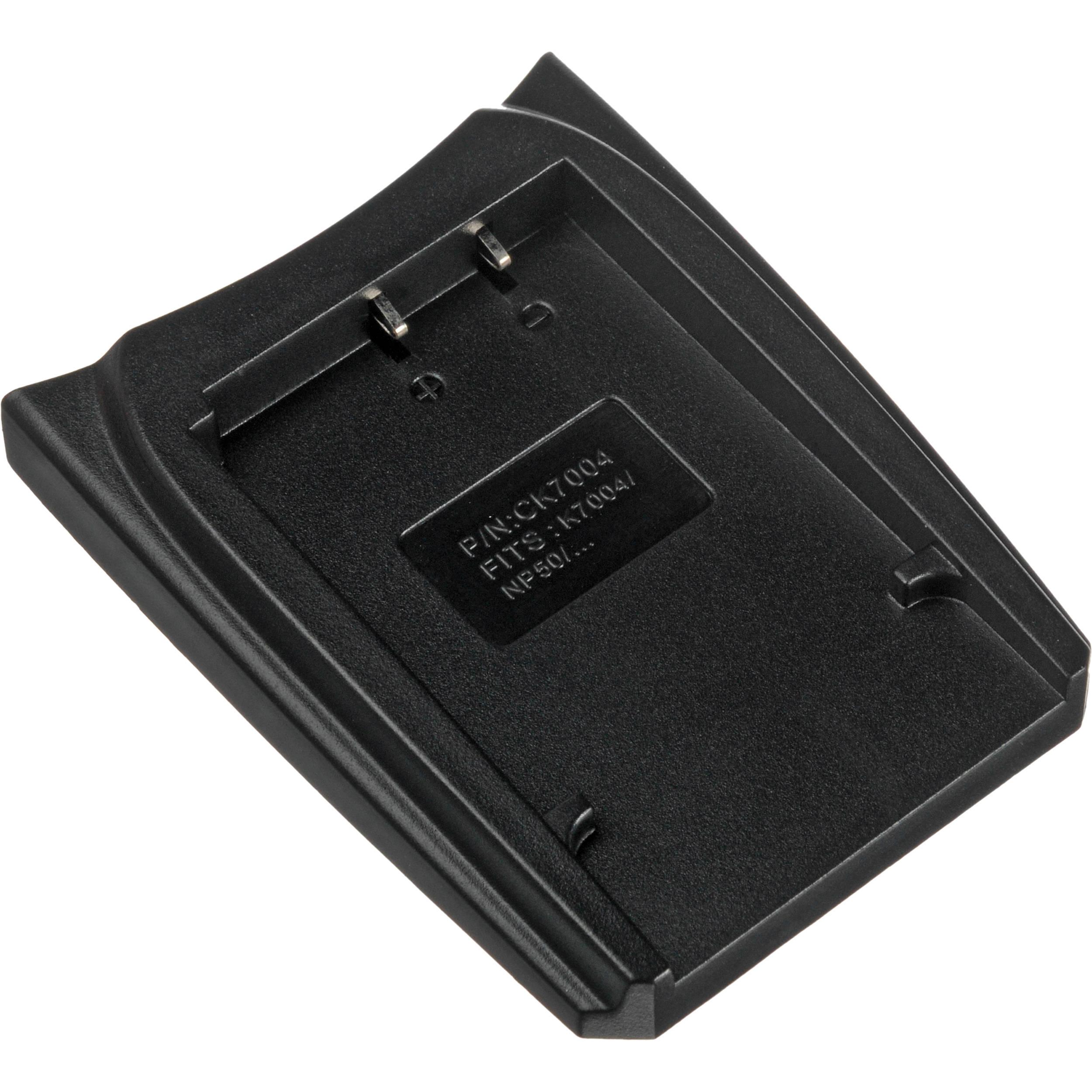 Watson Battery Adapter Plate For D Li68 D Li122 Np 50 P