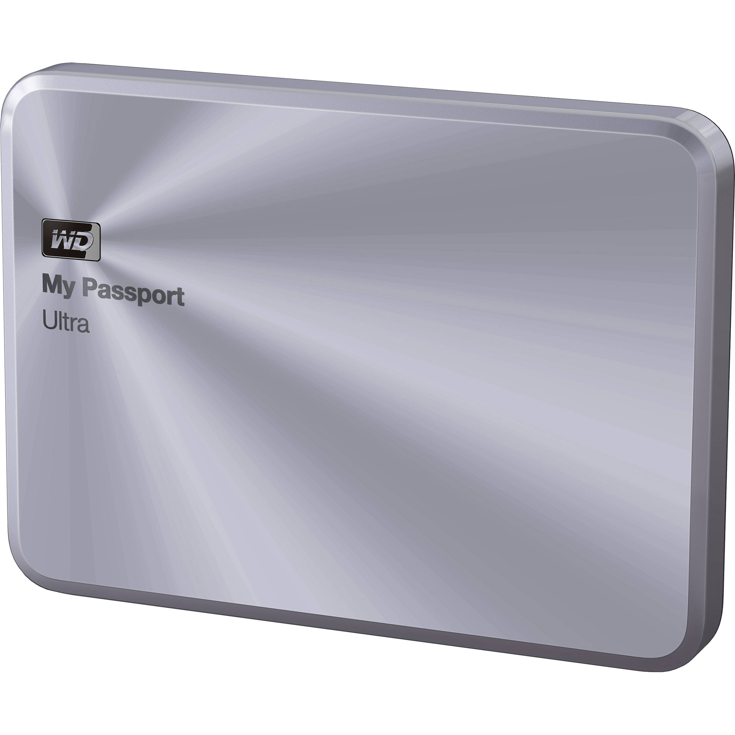 wd 4tb my passport ultra metal edition
