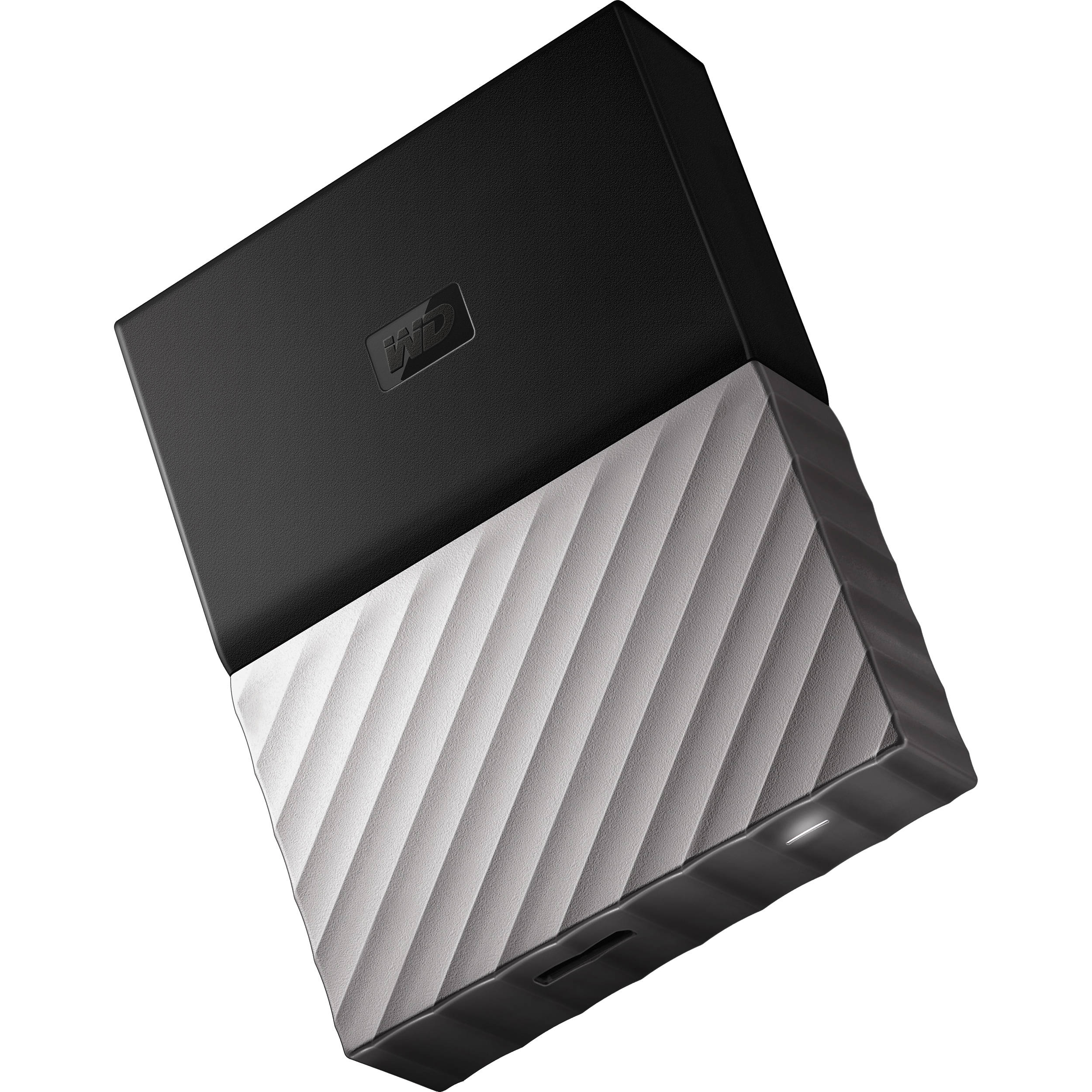 wd 2tb my passport ultra usb 3 0 external wdbfkt0020bgy wesn b h. Black Bedroom Furniture Sets. Home Design Ideas