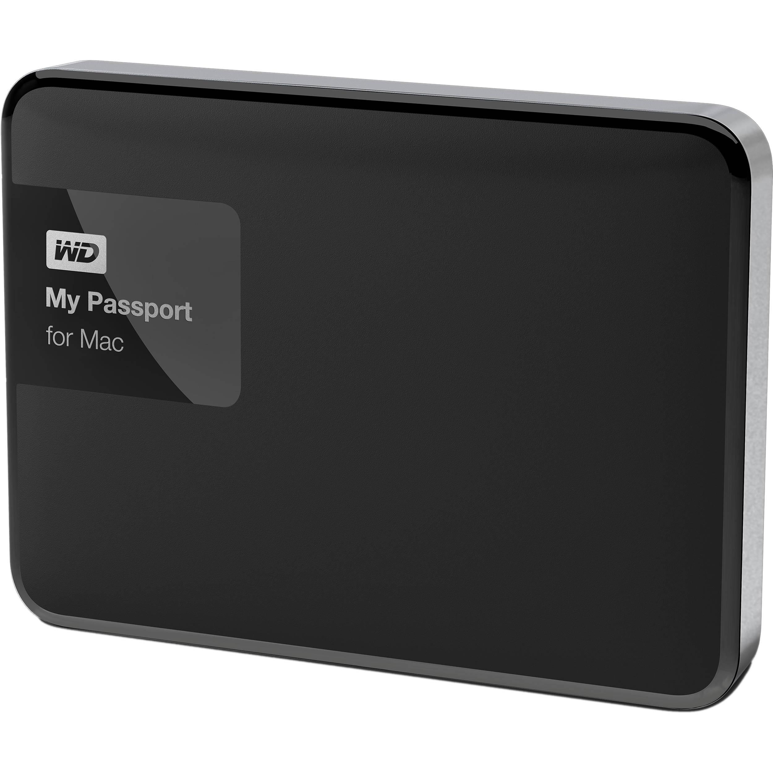 WD 1TB My Passport USB 3.0 Portable Hard Drive