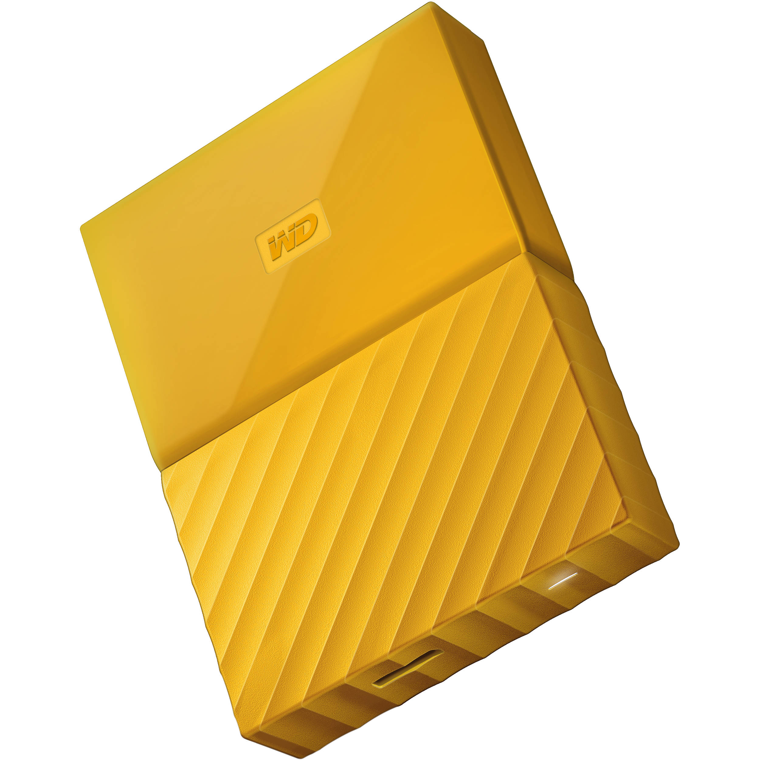 Wd 2tb My Passport Usb 3 0 Secure Portable Wdbyft0020byl Wesn