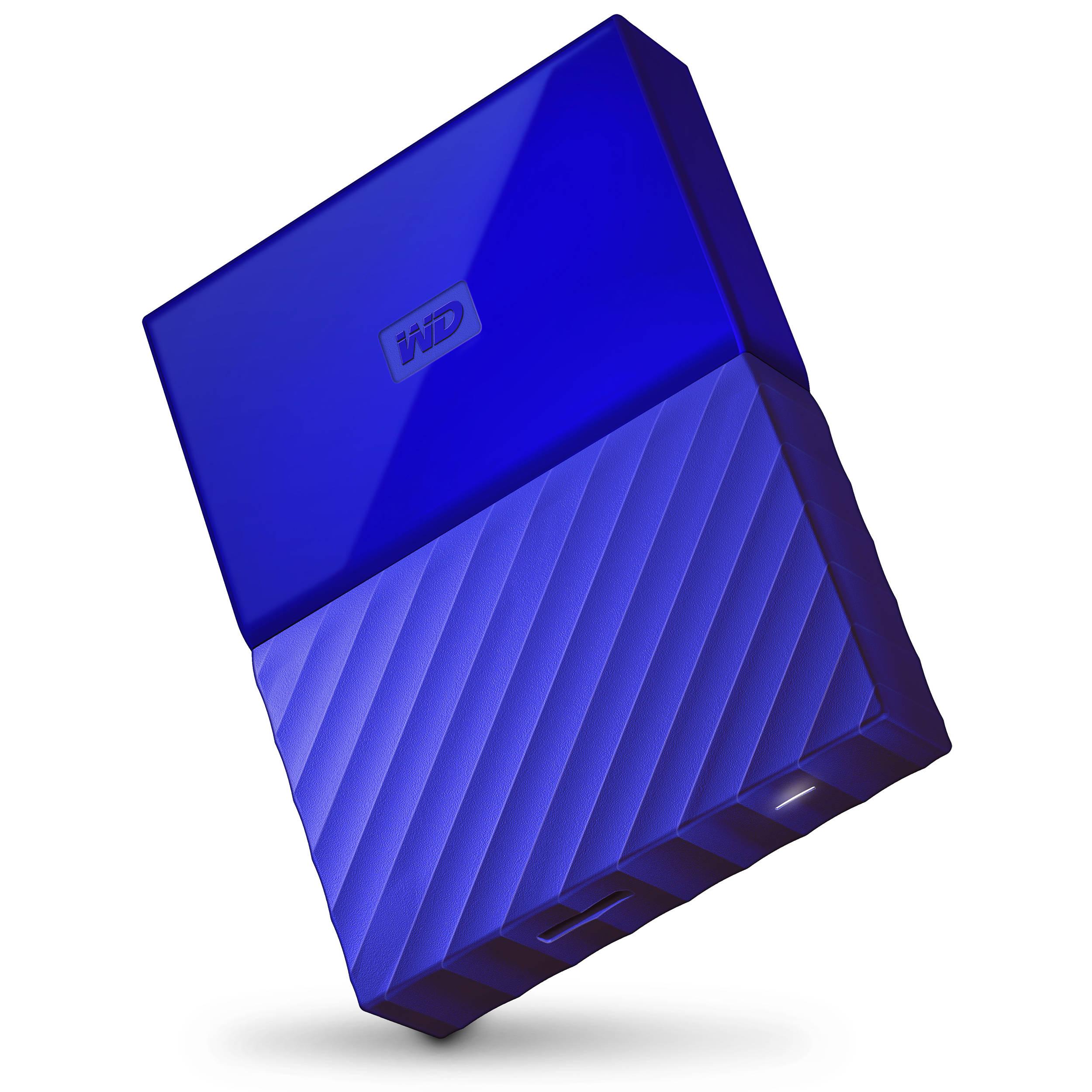 how to erase wd my passport external hard drive