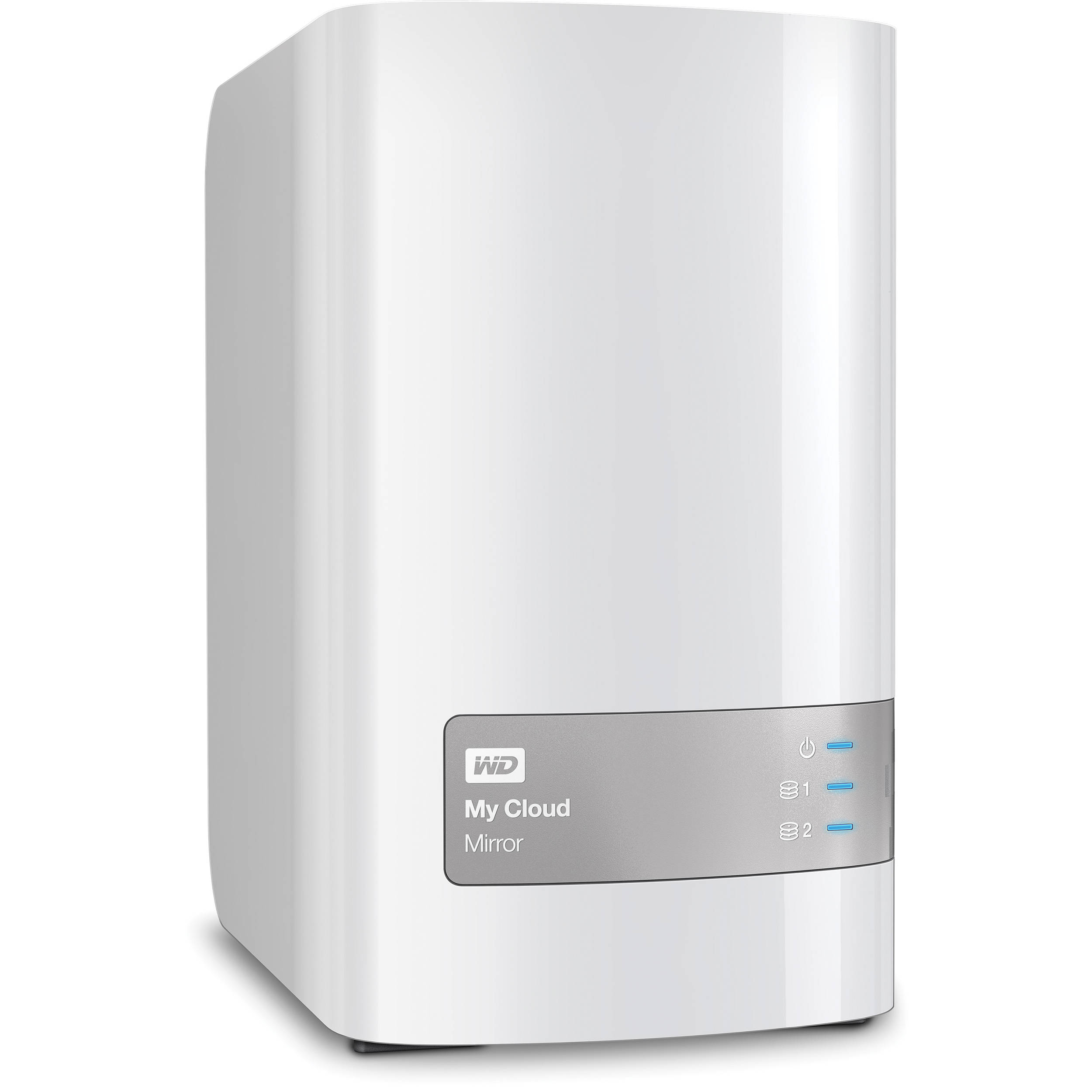 how to use wd my cloud as external hard drive