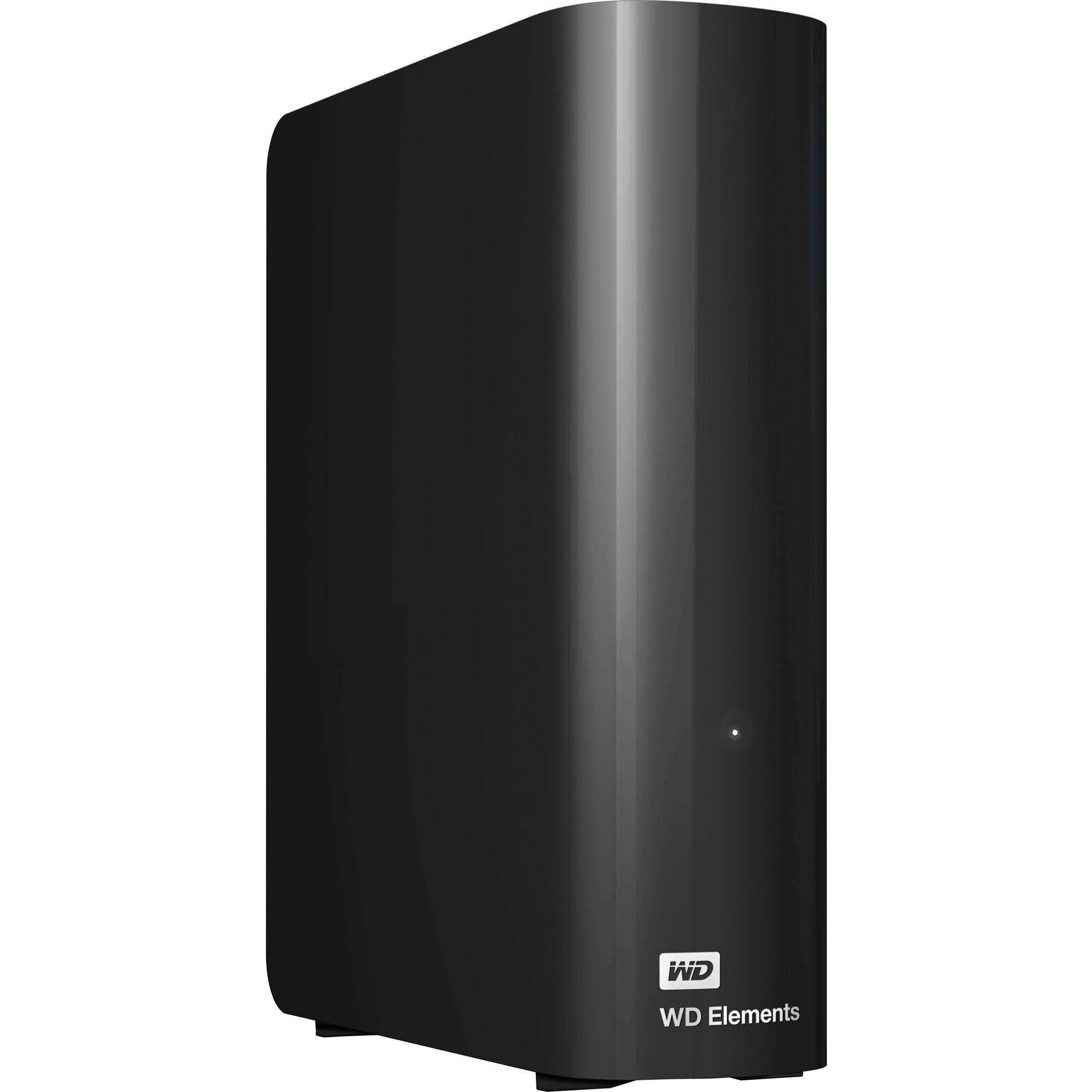 Wd 3tb Elements External Desktop Hard Disk Wdbwlg0030hbk Nesn