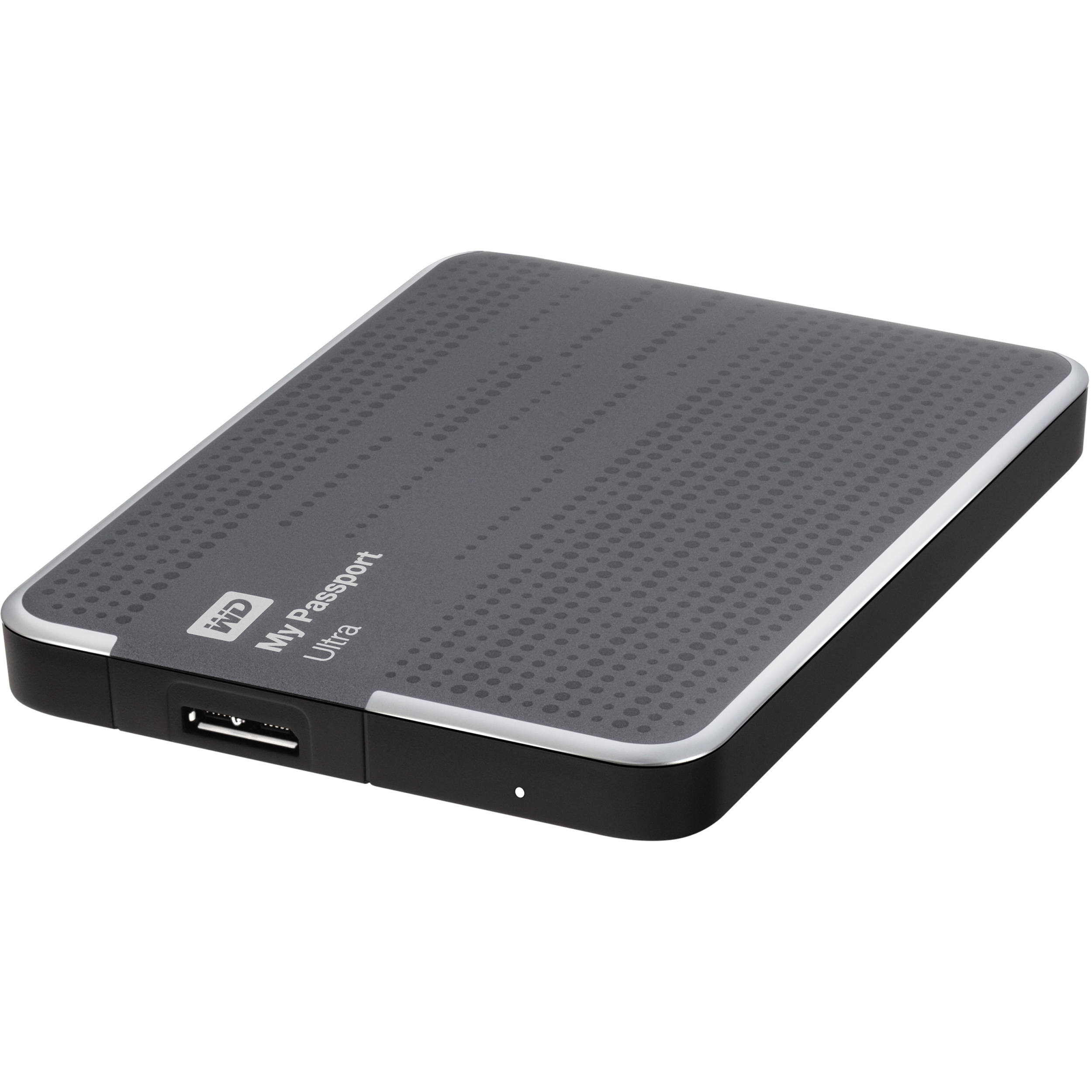 WD 1TB My Passport Ultra Portable Hard Drive WDBZFP0010BTT ...