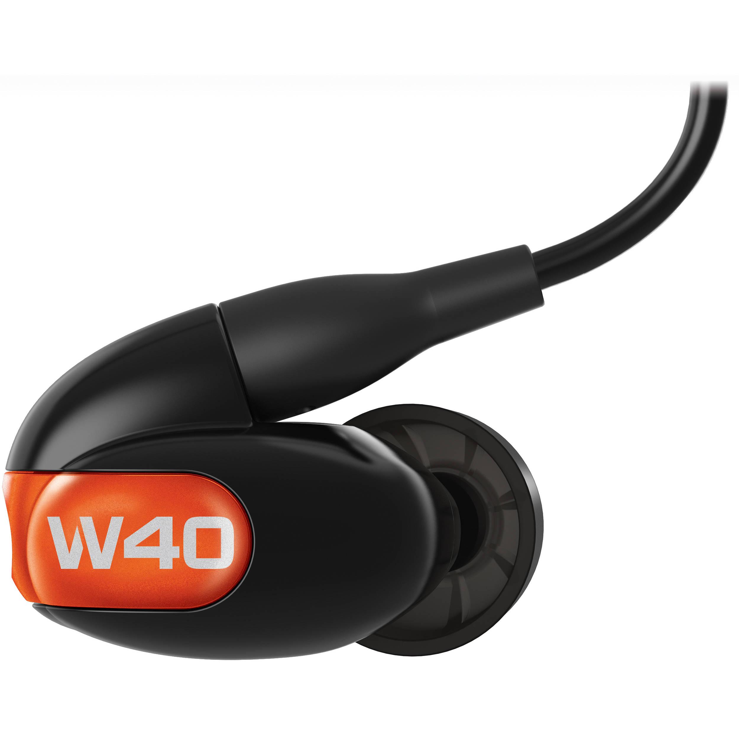 b39eb39f340452 Westone W40 Gen 2 Four-Driver True-Fit Earphones with MMCX 70022