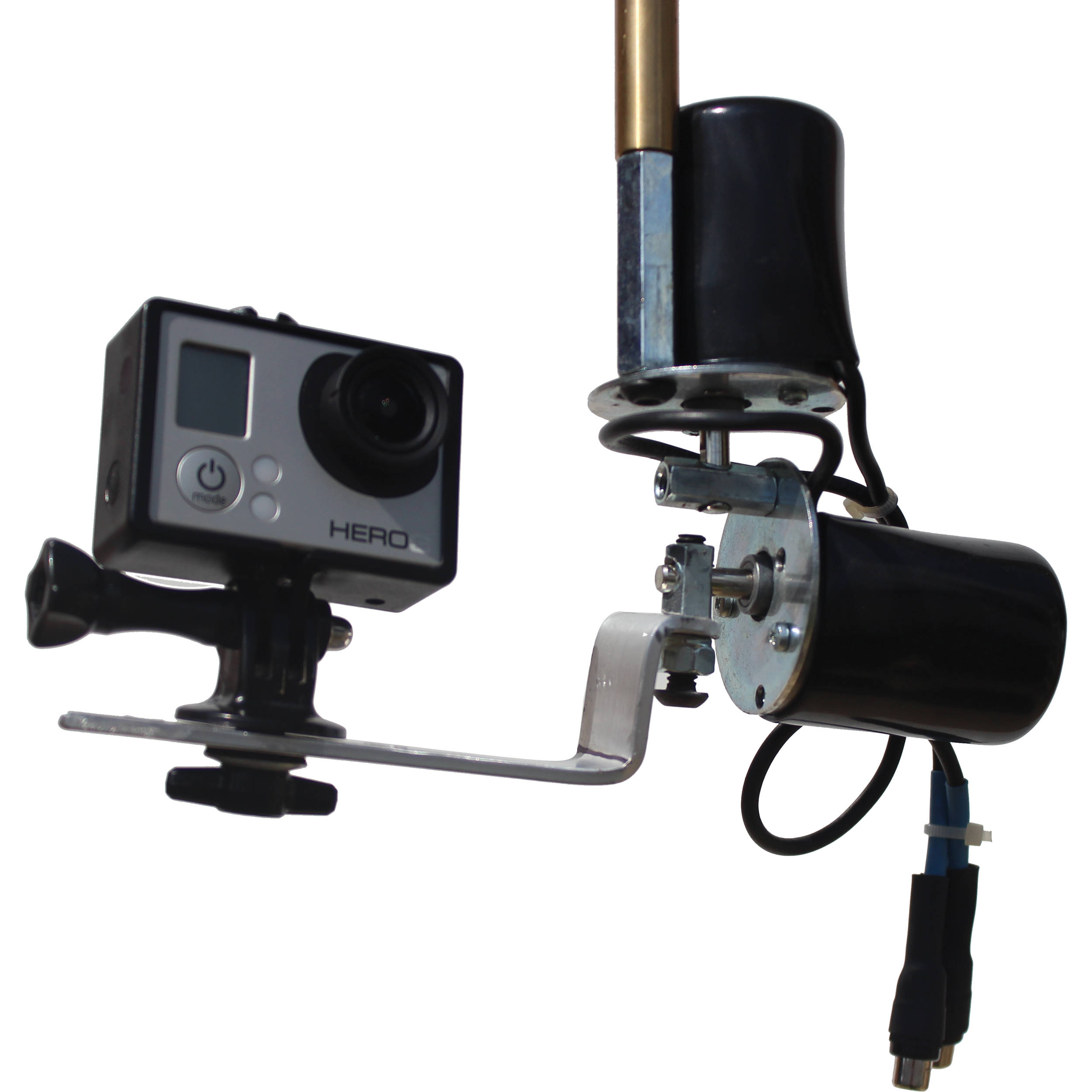 Wild Shot Camera Mpt1022 Mini Motorized Pan Tilt Mpt1022