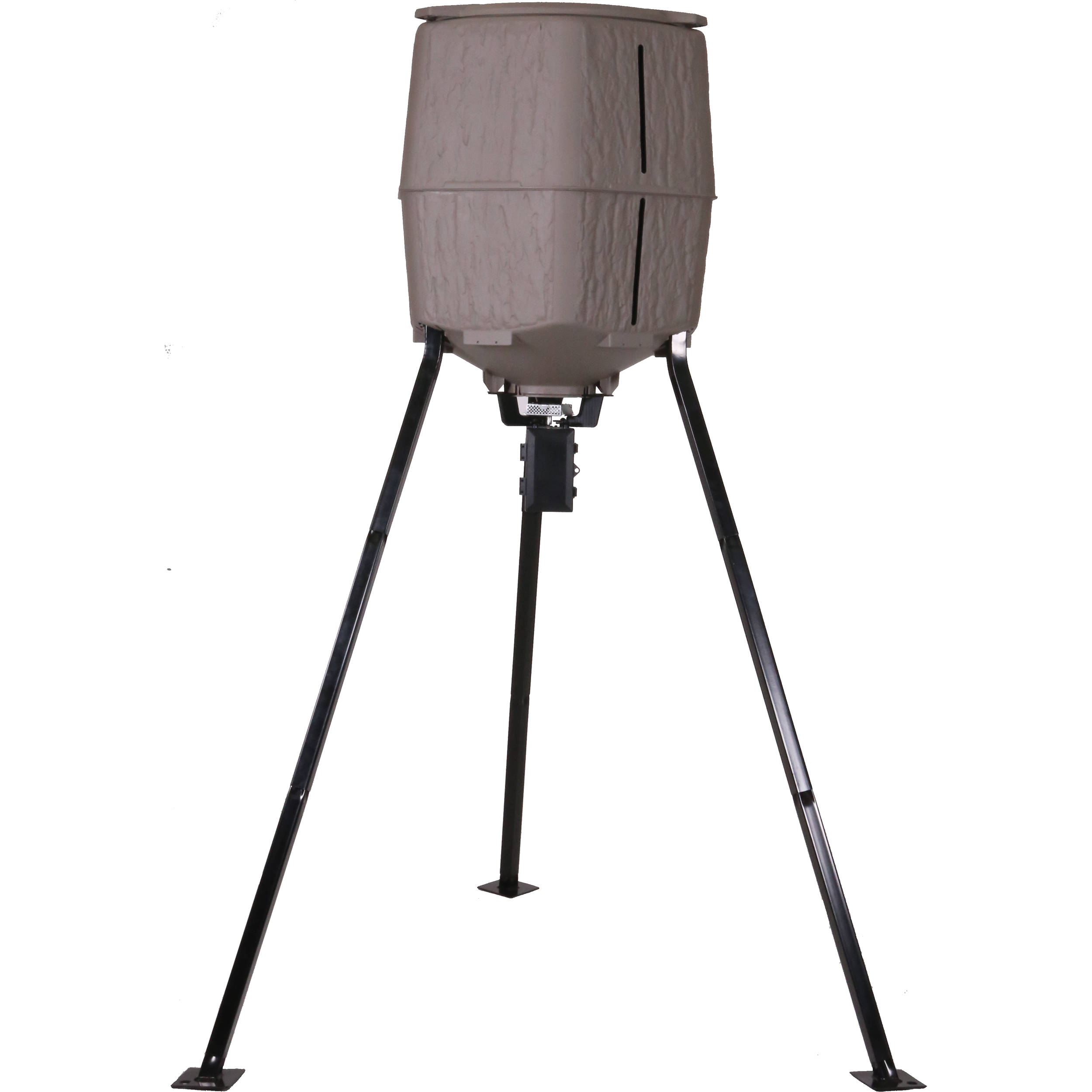 product reg wildgame c photo h buck moultrie innovations feeder lb capacity commander b hex