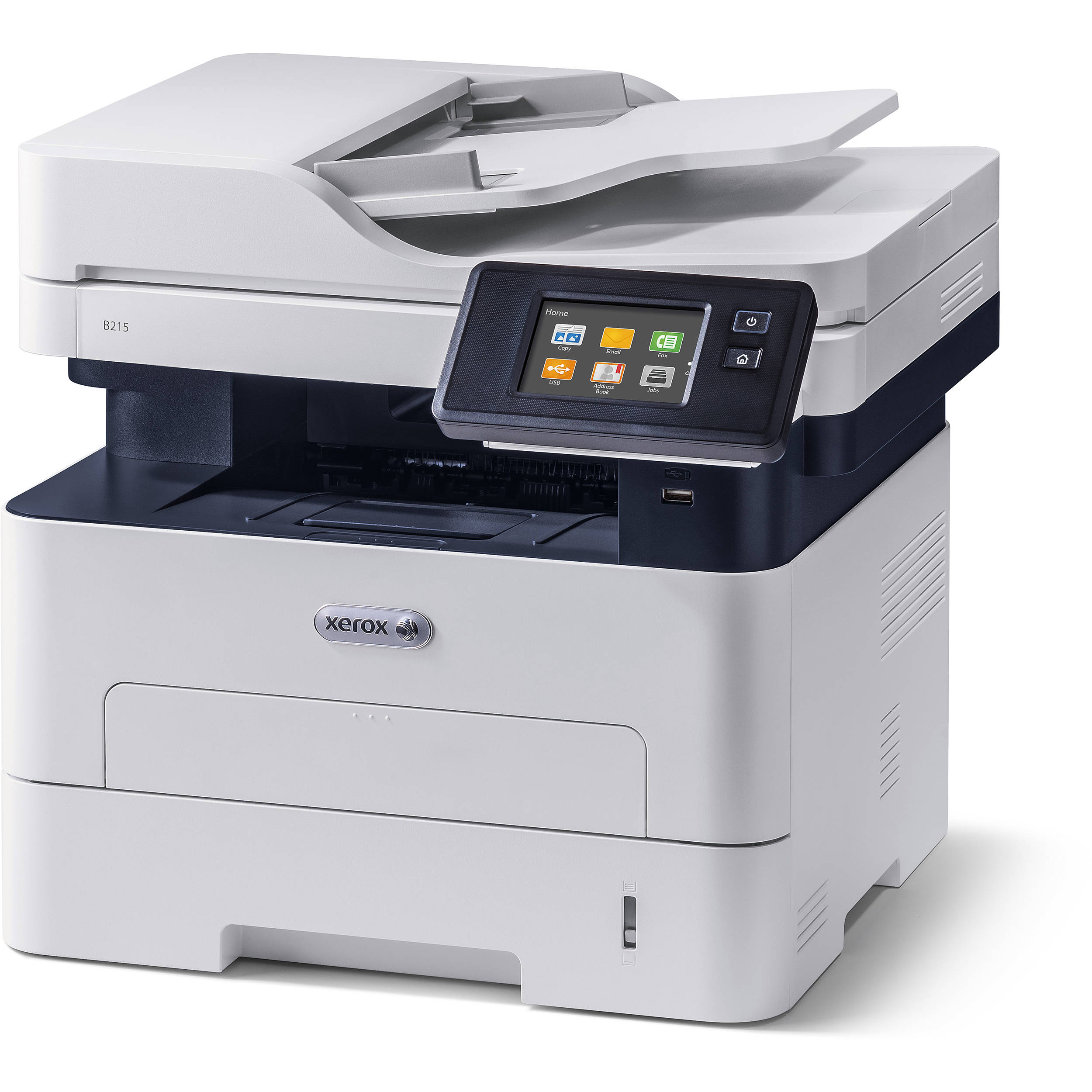 Used Xerox B215 Multifunction Monochrome Laser Printer B215 Dni