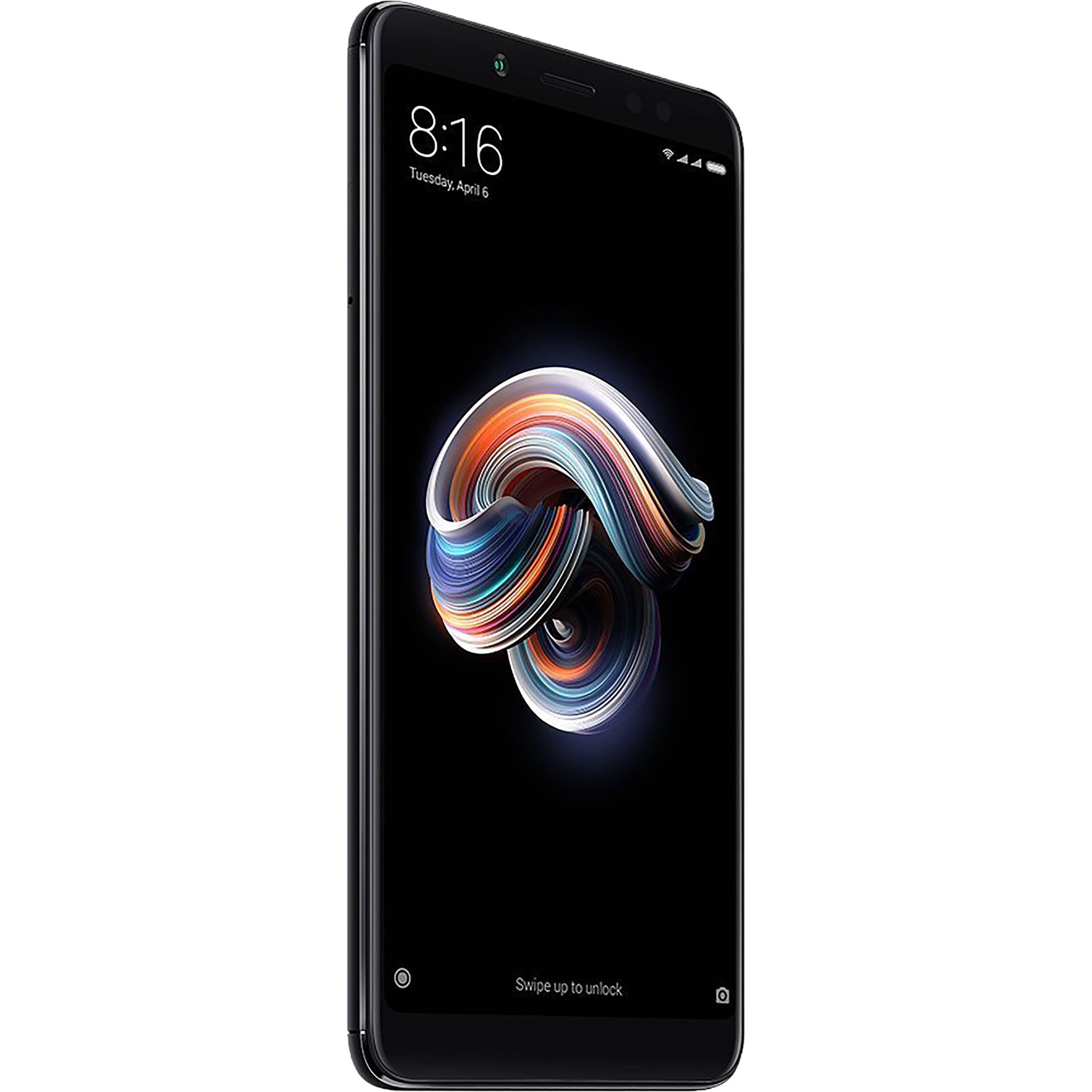 Xiaomi Redmi Note 5 Dual-SIM 32GB Smartphone RMI-N5-32GB ...
