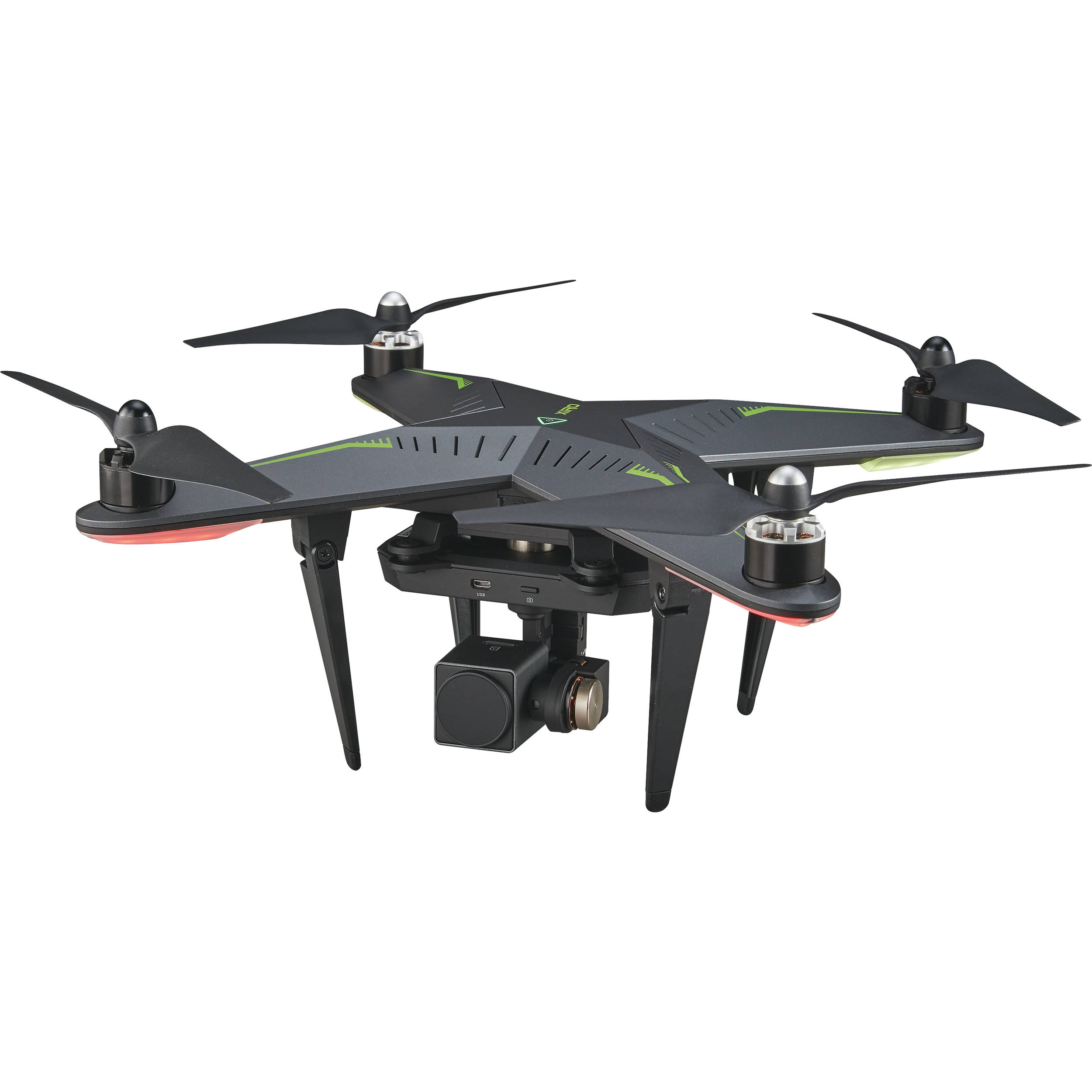 Xiro Xplorer V Model Quadcopter With HD Camera And 3 Axis