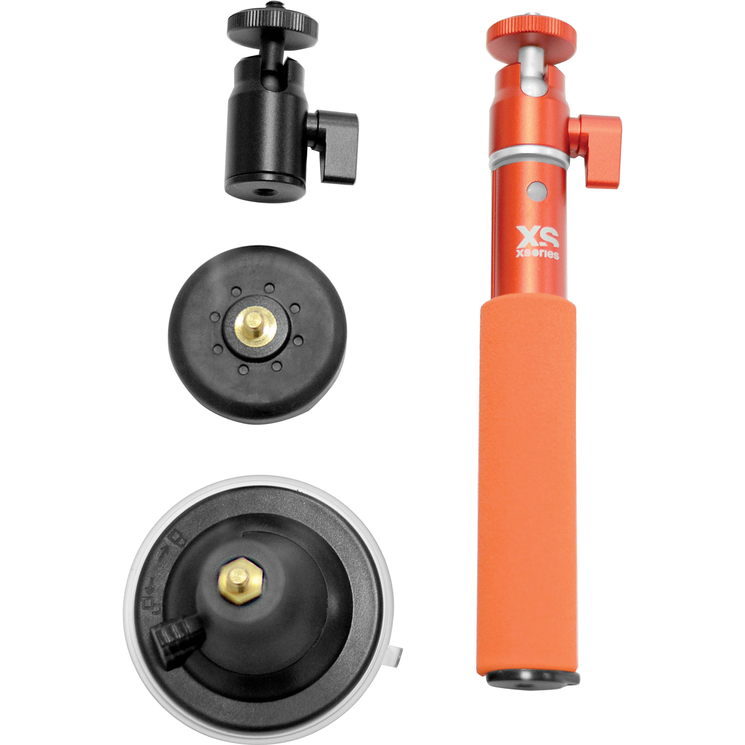 xsories fix tilt shoot kit orange xsfix 101726 b h photo. Black Bedroom Furniture Sets. Home Design Ideas