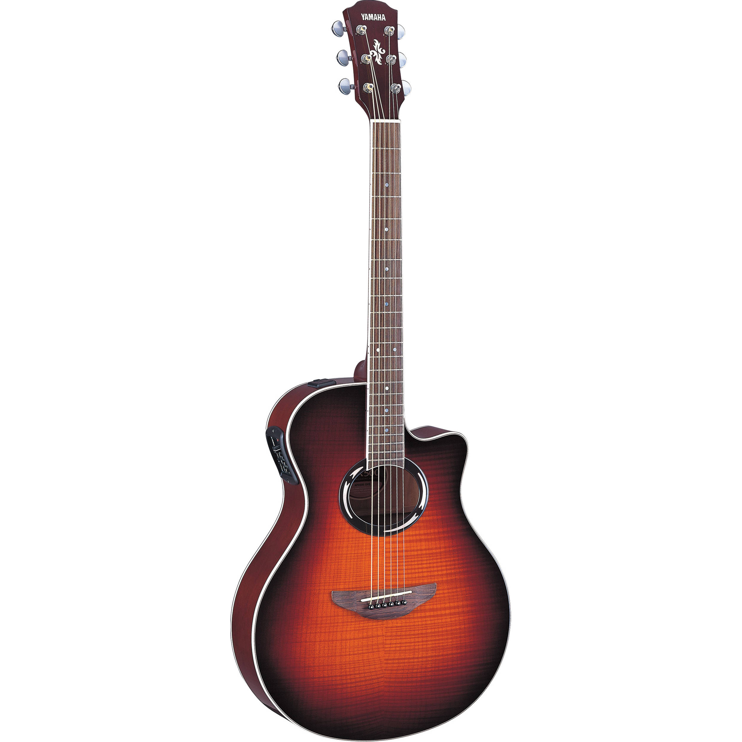 yamaha apx500fmii thinline acoustic electric apx500fmii. Black Bedroom Furniture Sets. Home Design Ideas