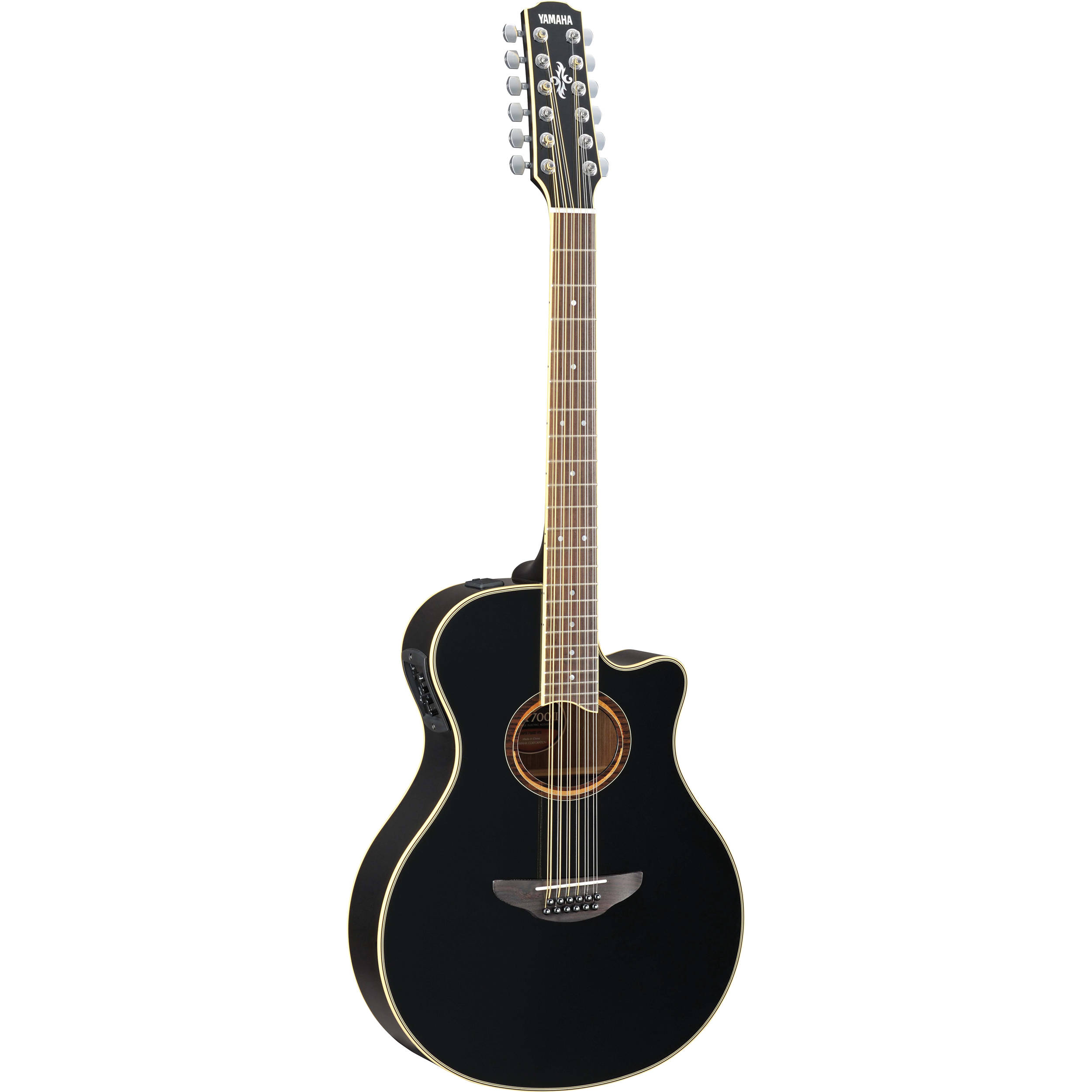 Yamaha Apx Ii Thinline Acoustic Electric Guitar
