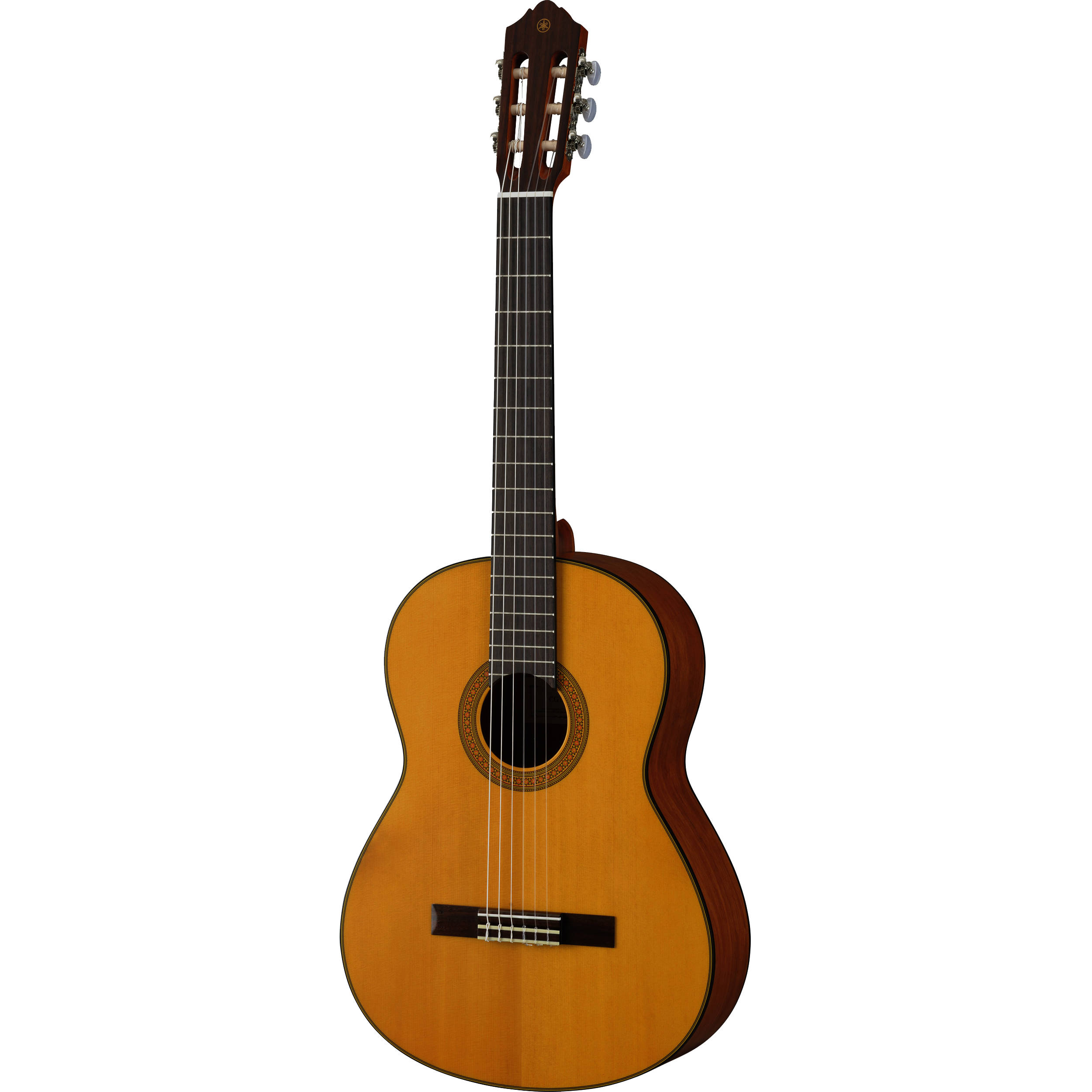 yamaha cg122msh nylon string classical guitar cg122msh b h photo. Black Bedroom Furniture Sets. Home Design Ideas