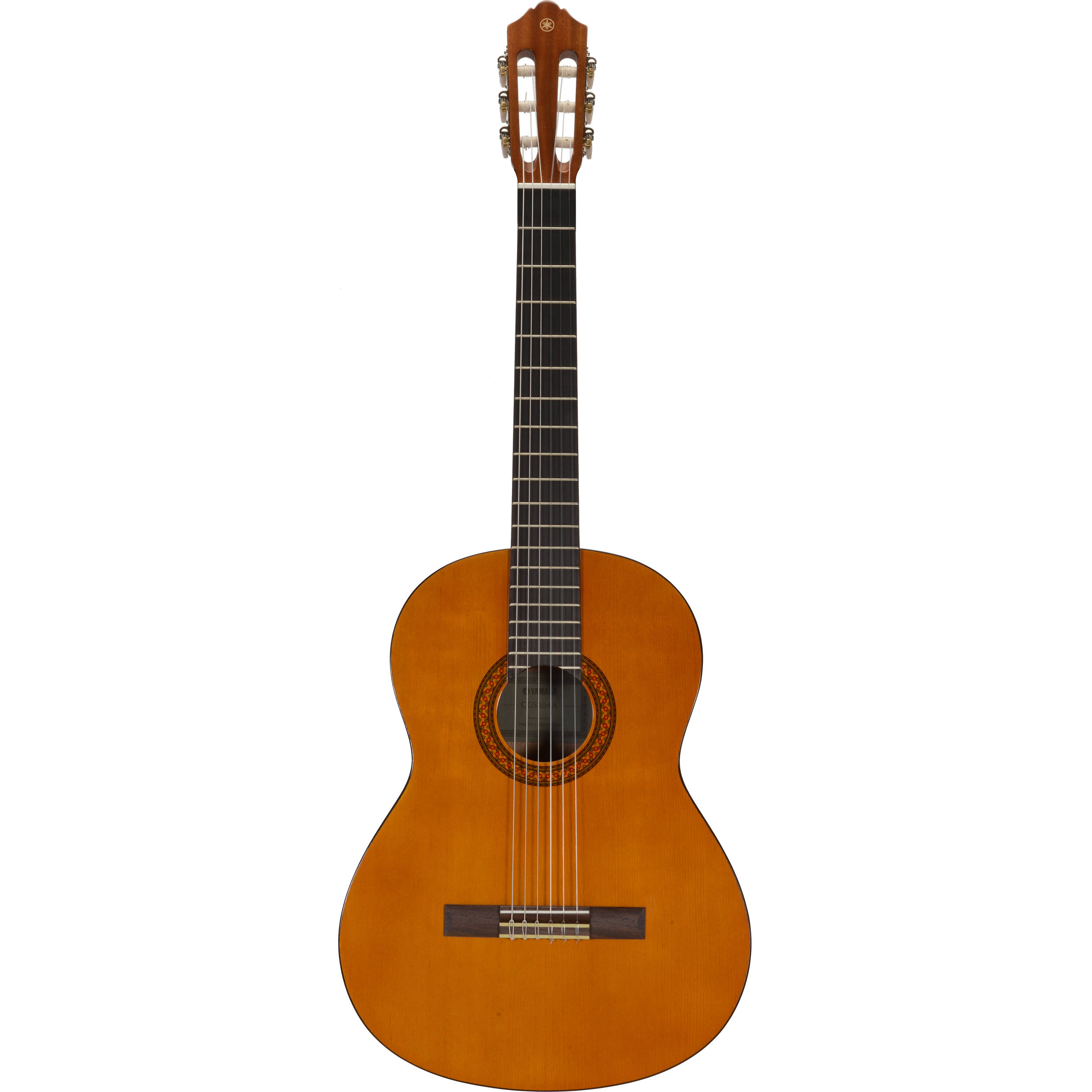 yamaha cgs104aii nylon string classical guitar natural. Black Bedroom Furniture Sets. Home Design Ideas